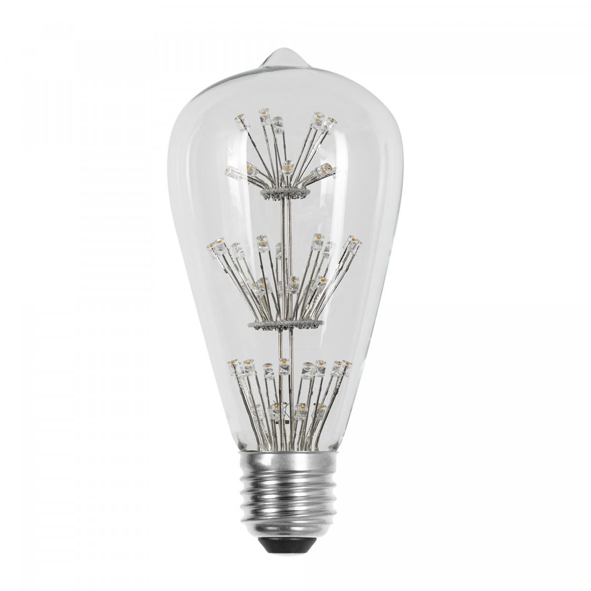 6-pack Rustic led lamp 5882x6 - aanbieding ledlampen