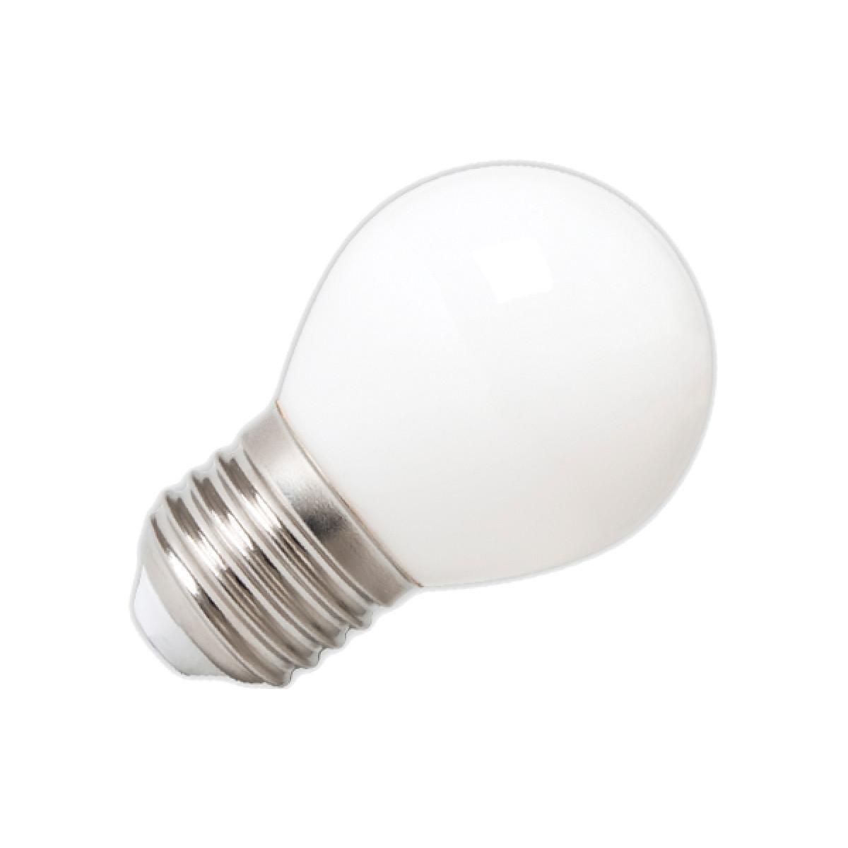 E27 LED klein opaal - 3.5 Watt 350 Lumen