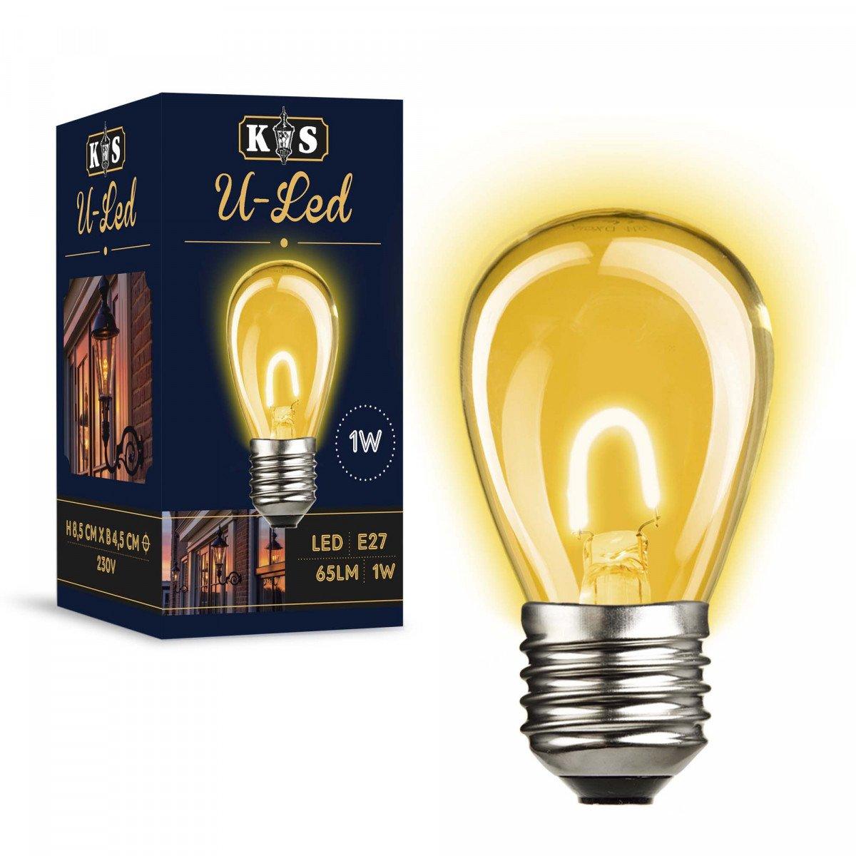 LED Feestverlichting 1 Watt - helder