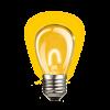 1 Watt LED lichtbron - helder