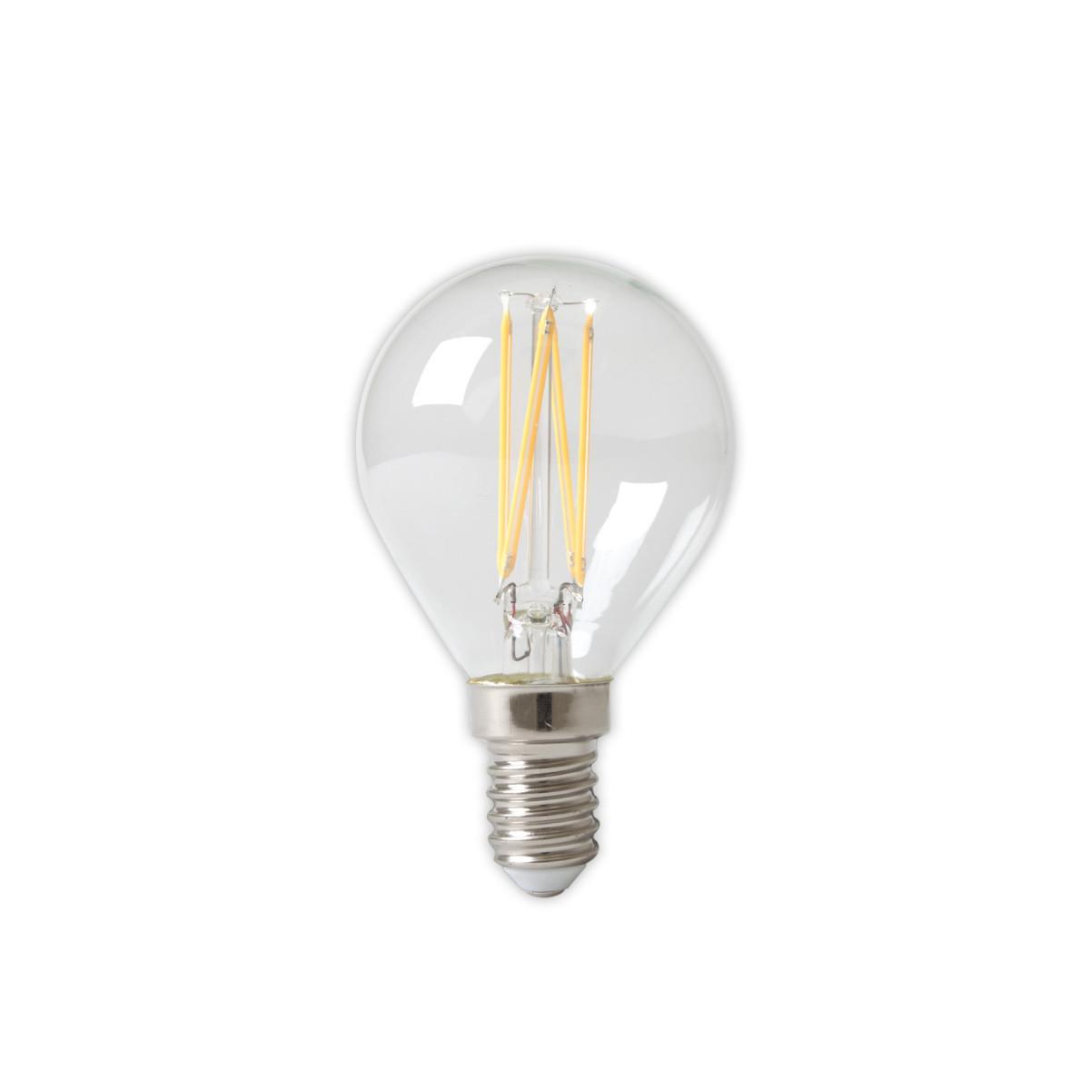 LED E14 Spherical lamp