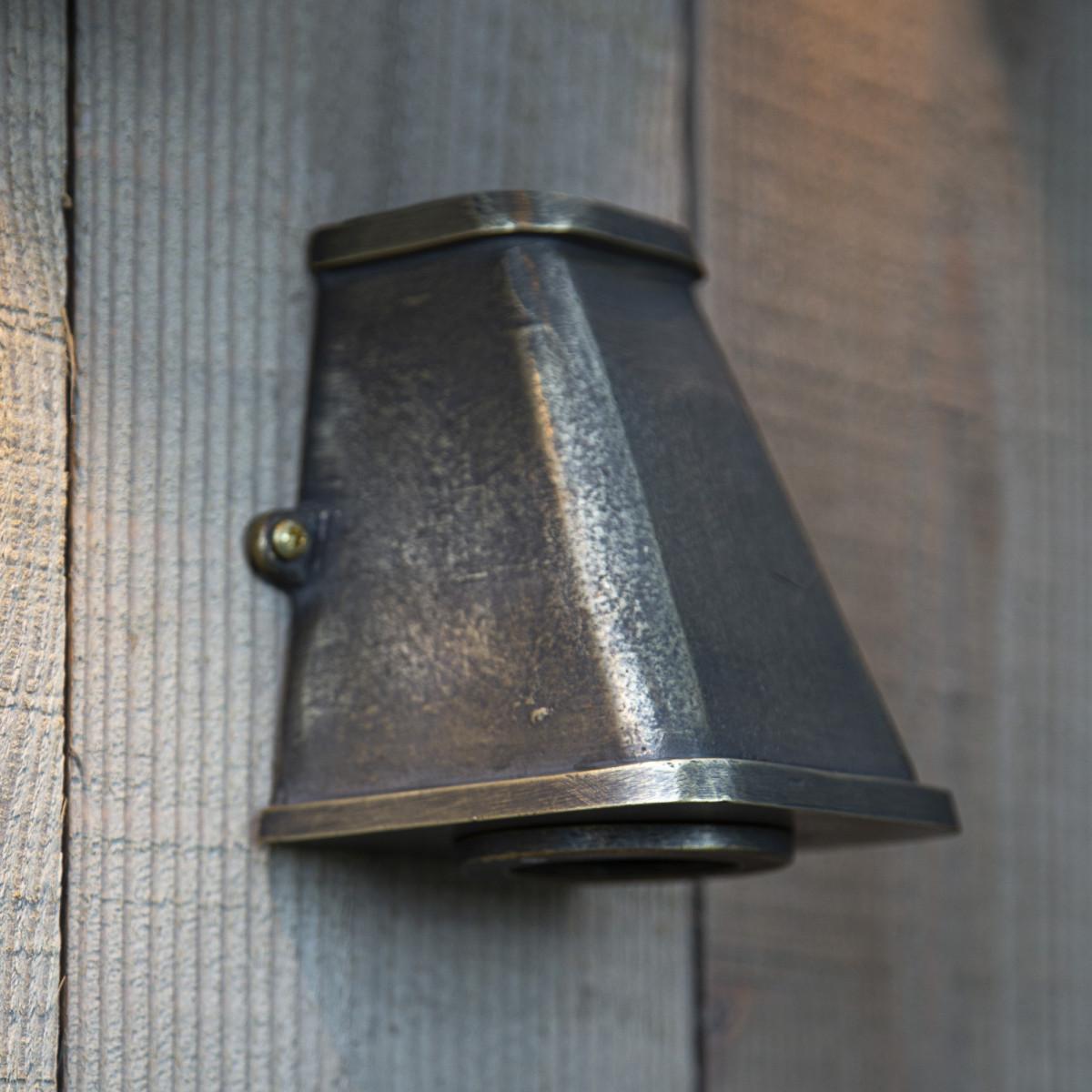 Buitenverlichting KS Triton brons - Maritiem