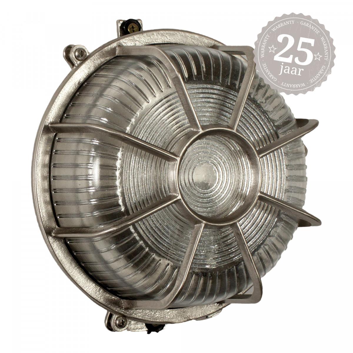Scheepslamp Bering Zilver