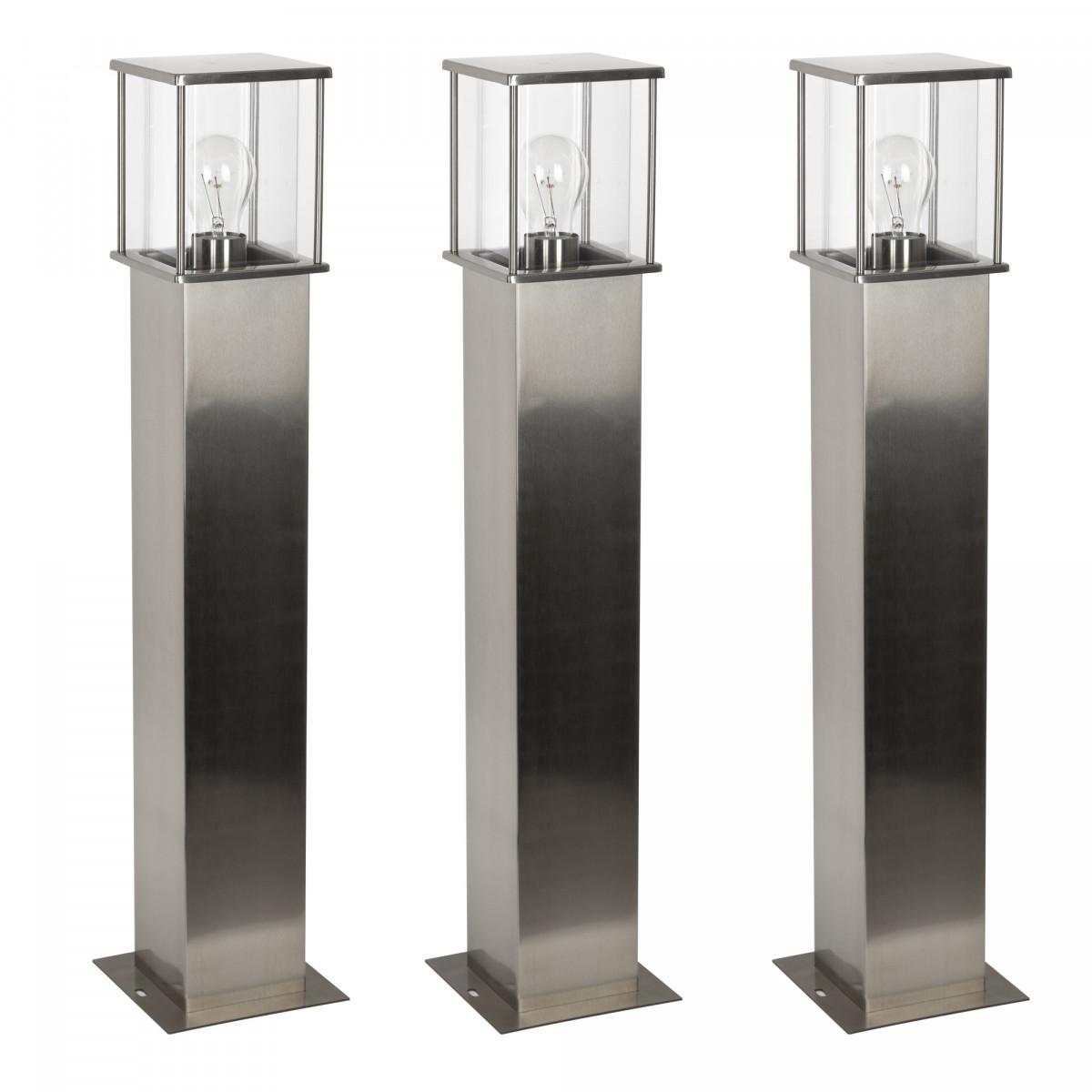Astro 1 set 3 stuks tuinlamp