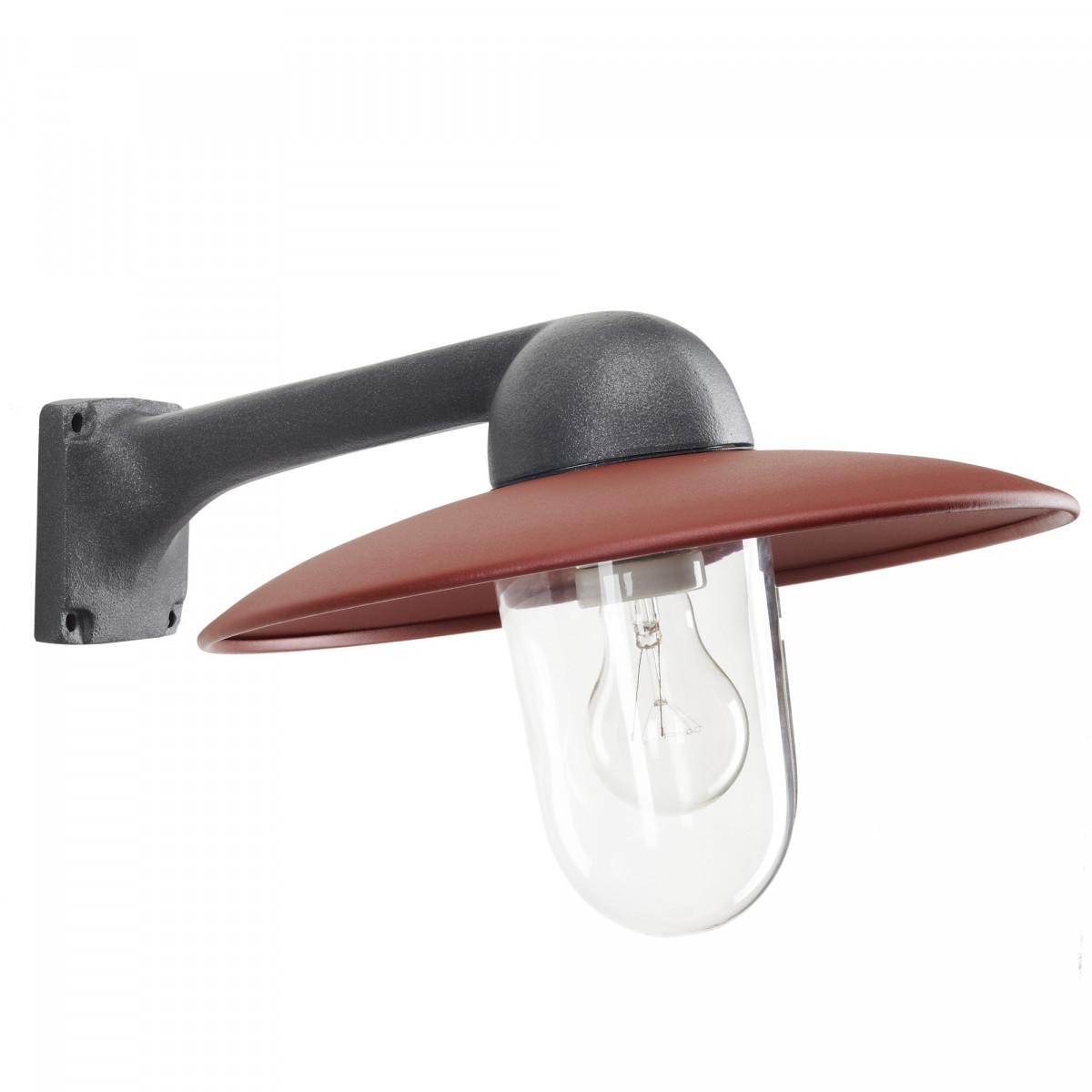 Wandlamp Fabrique Ant/Rood