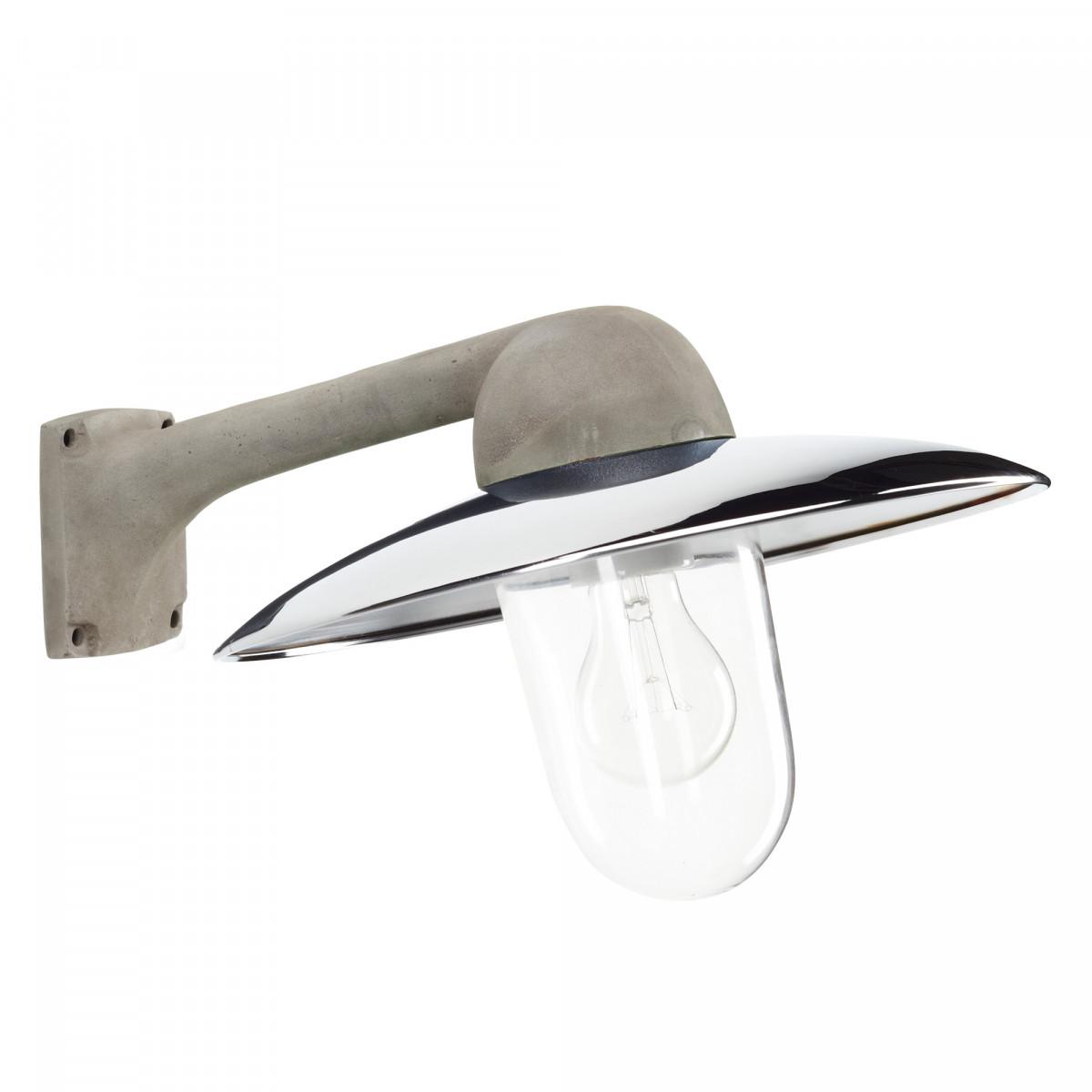 Wandlamp Fabrique Alu/Chroom