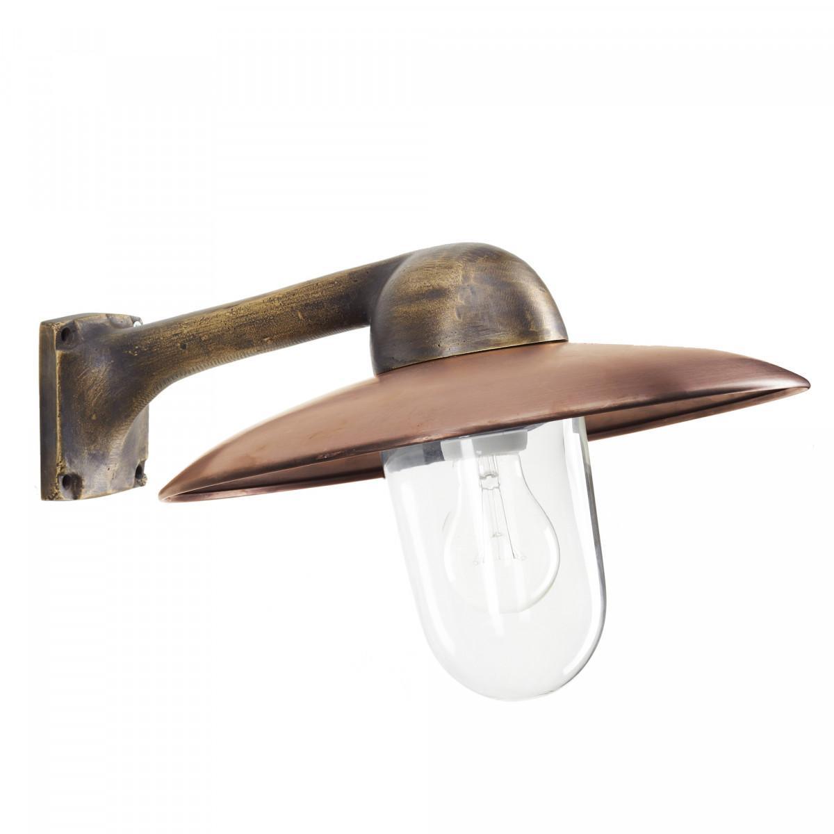 Wandlamp Fabrique Brons/Koper (1198) - KS Verlichting - Stoer & Industrieel