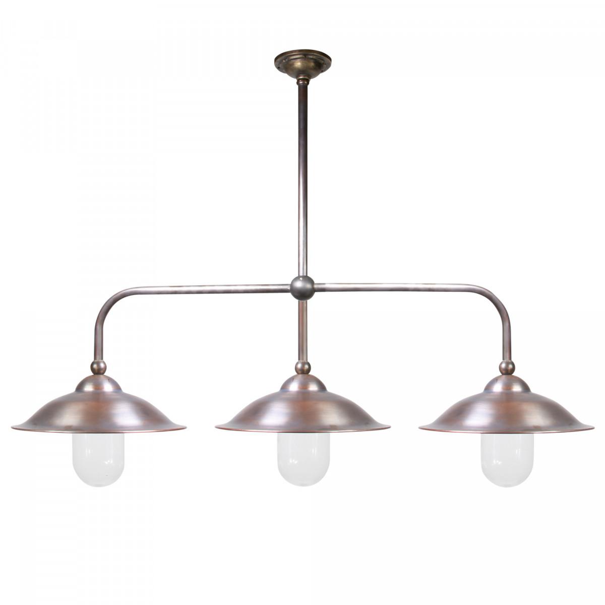 Stallamp Vienna Plafond 3 Lichts (1253) - KS Verlichting - Lampen aan Ketting