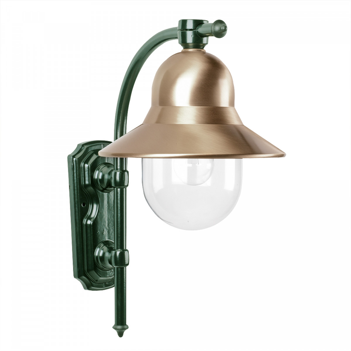 Toscane muurlamp (5103) - KS Verlichting - Semi Klassiek Landelijk