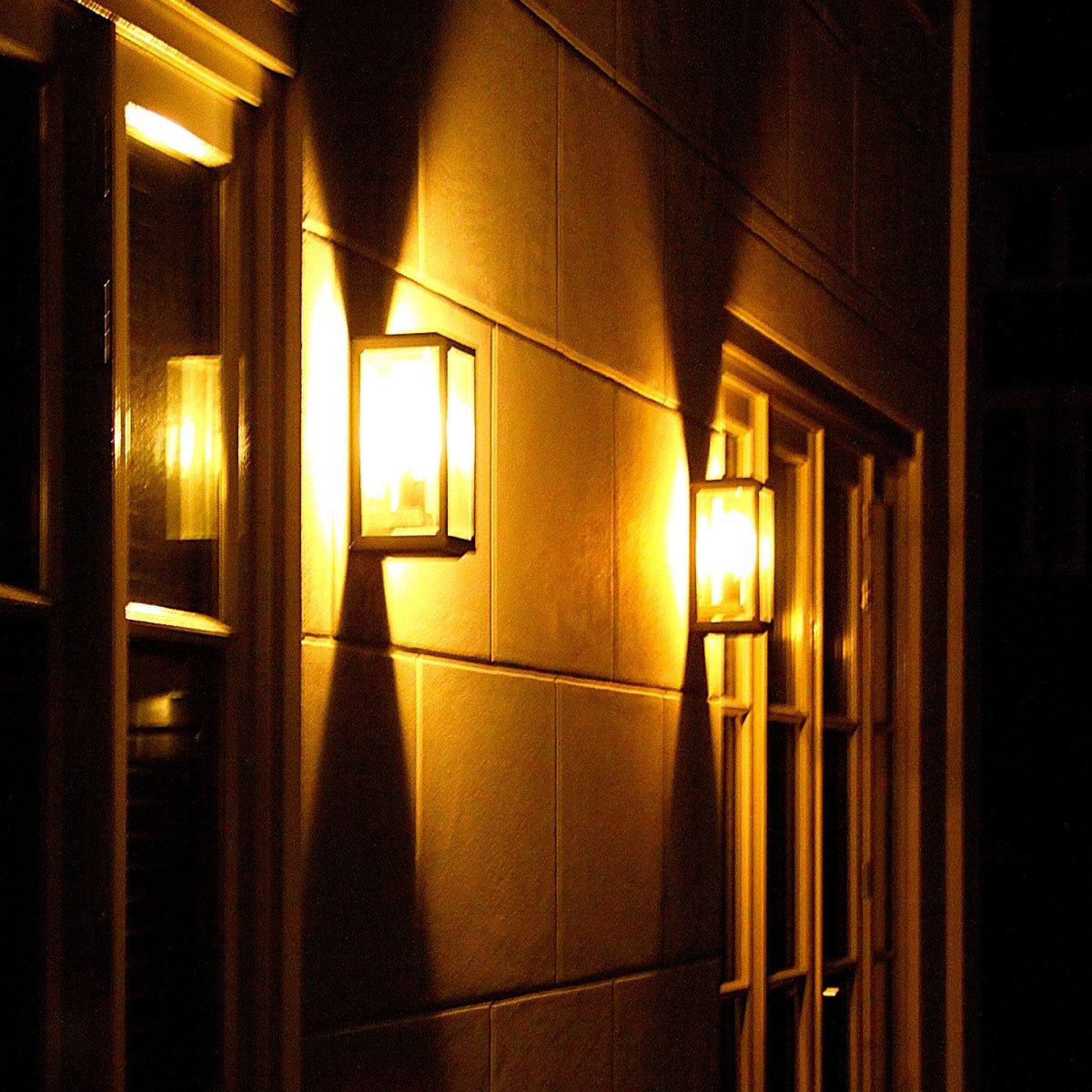 verandalamp buitenlamp - 't Gooi klein (7293D4) - KS Verlichting - wandlamp - muurlamp - buitenlamp - Nostalux