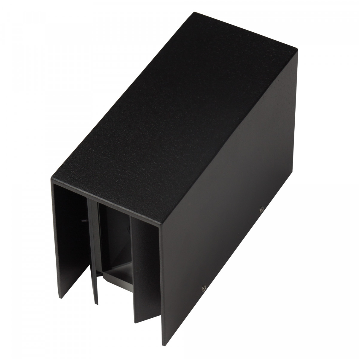 Up-Down LED vierkante wandspot Channel LED