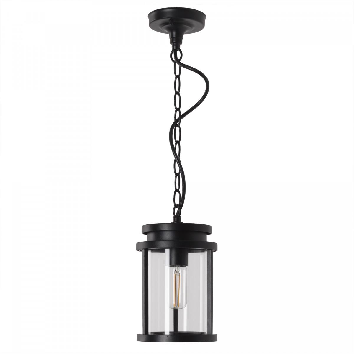 hanglamp overkapping - veranda lampen - veranda lamp Sydney aan ketting (7605) - KS Verlichting - Nostalux