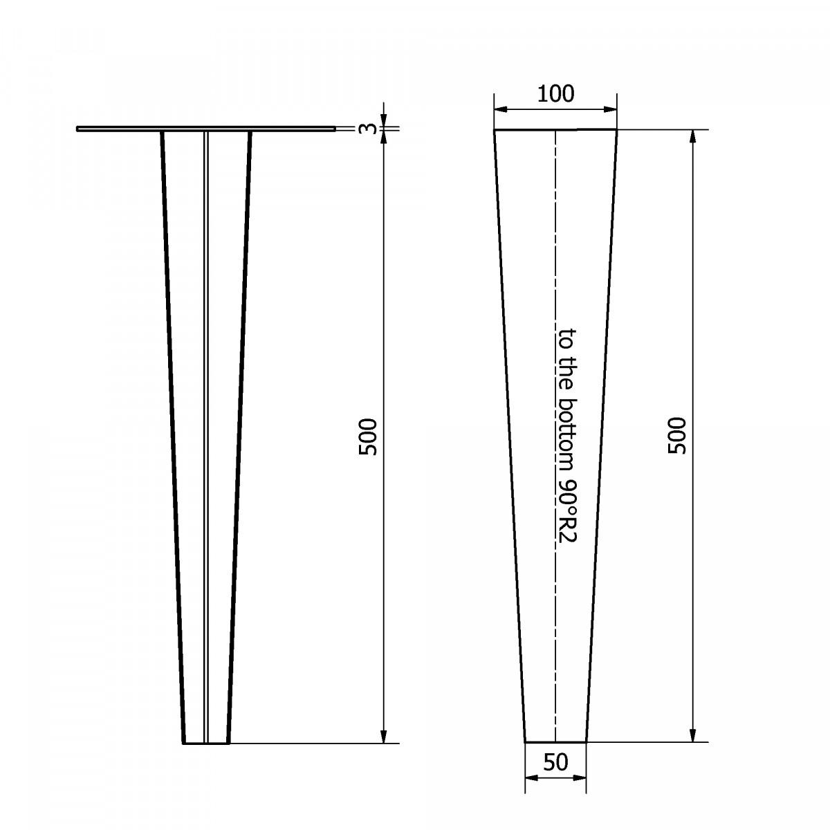 Spie 1 (5818) - KS Verlichting - Montage en verankering