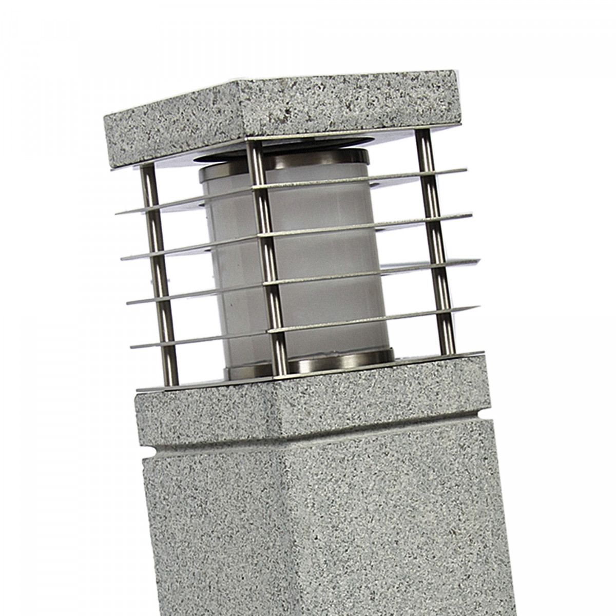 Pilar Graniet Tuinlamp (7382) - KS Verlichting - Design & Exclusief