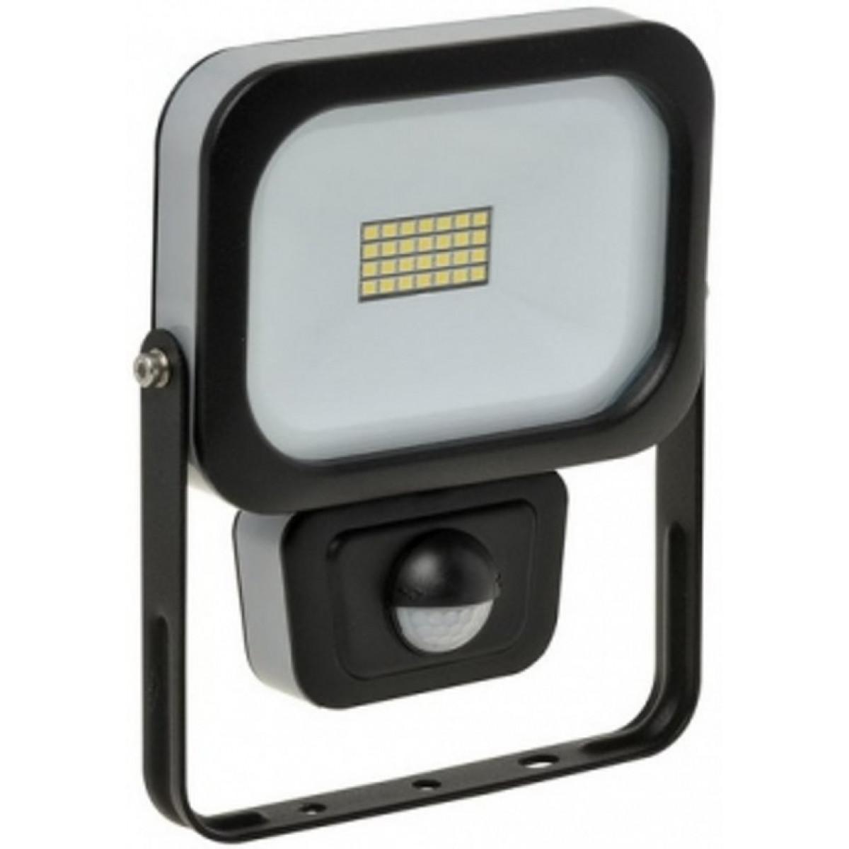 Wand / plafondlamp Novum 1 LED schijnwerper