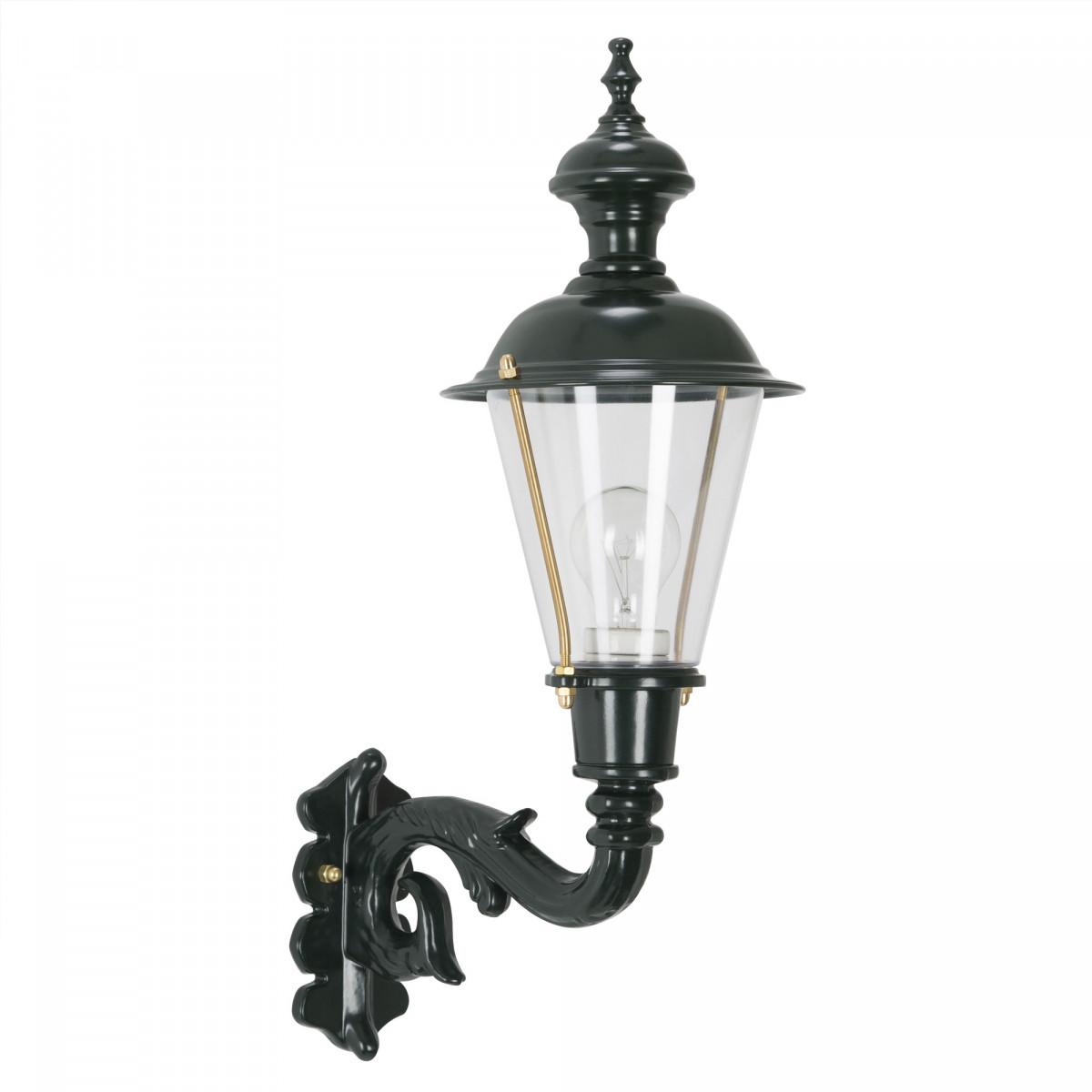 Buitenlamp boerderij - buitenverlichting KS buitenlamp Hoorn staand M - Nostalux