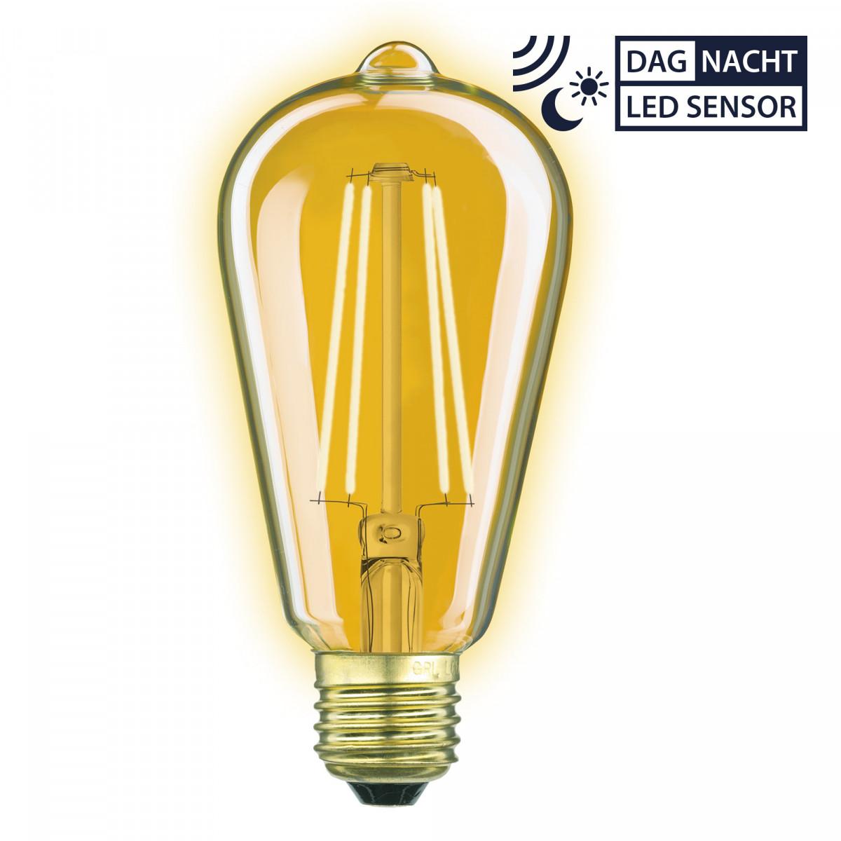LED lichtbron incl. dag/nachtsensor (5899-LED) - KS Verlichting - Losse Sensoren en Bewegingsmelders