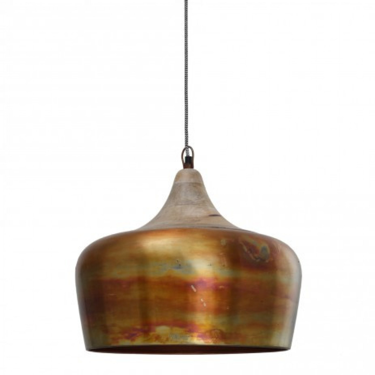 PTMD Danish Copper Iron Smooth Hanglamp (672098)