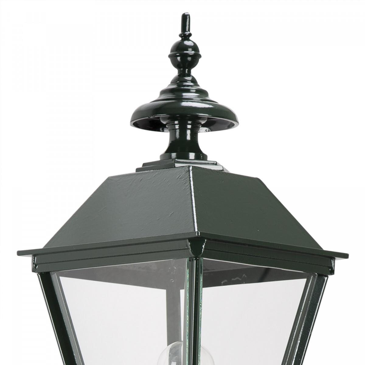 Klassieke vierkante buitenlamp Mijdrecht L