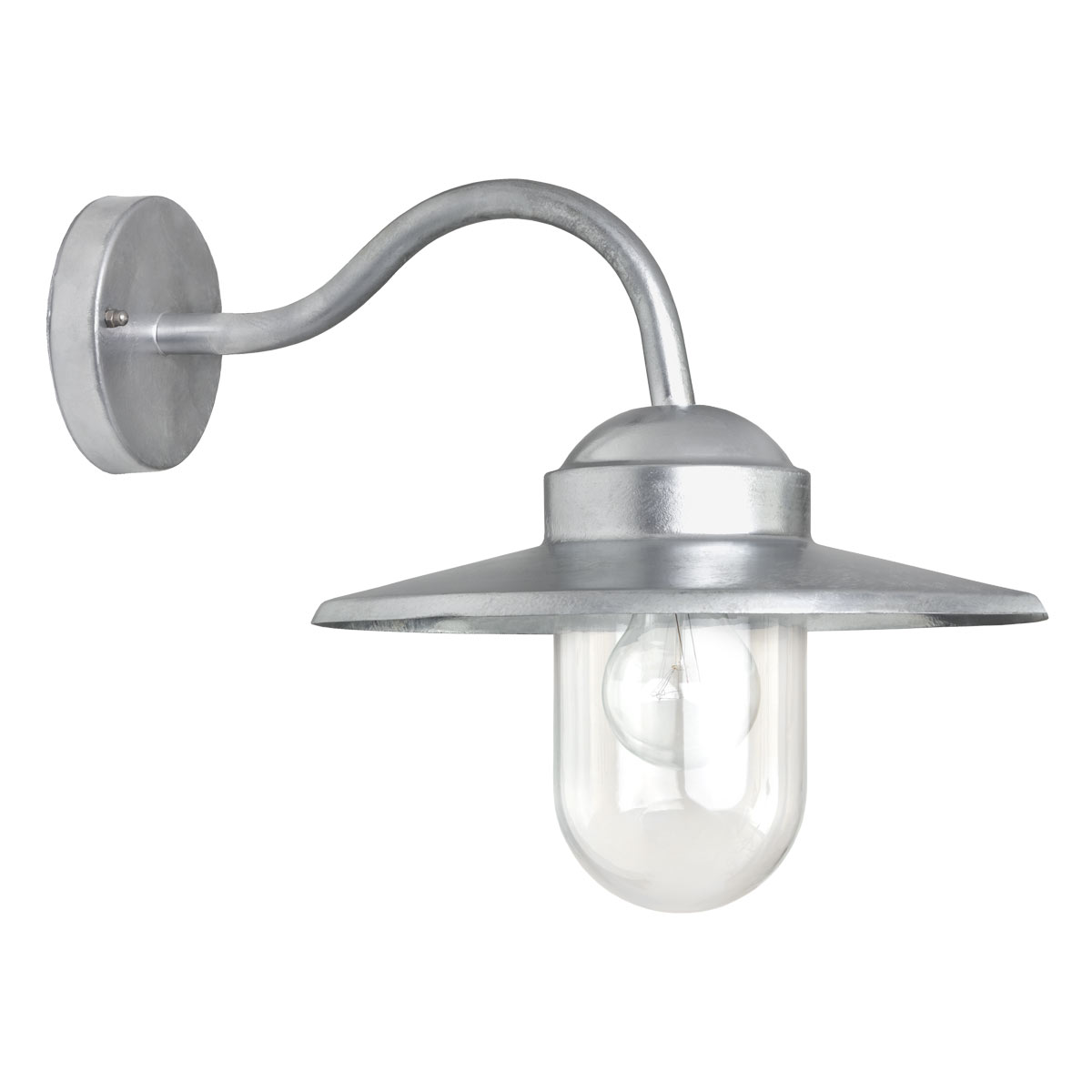 Buitenlamp Dolce verzinkt