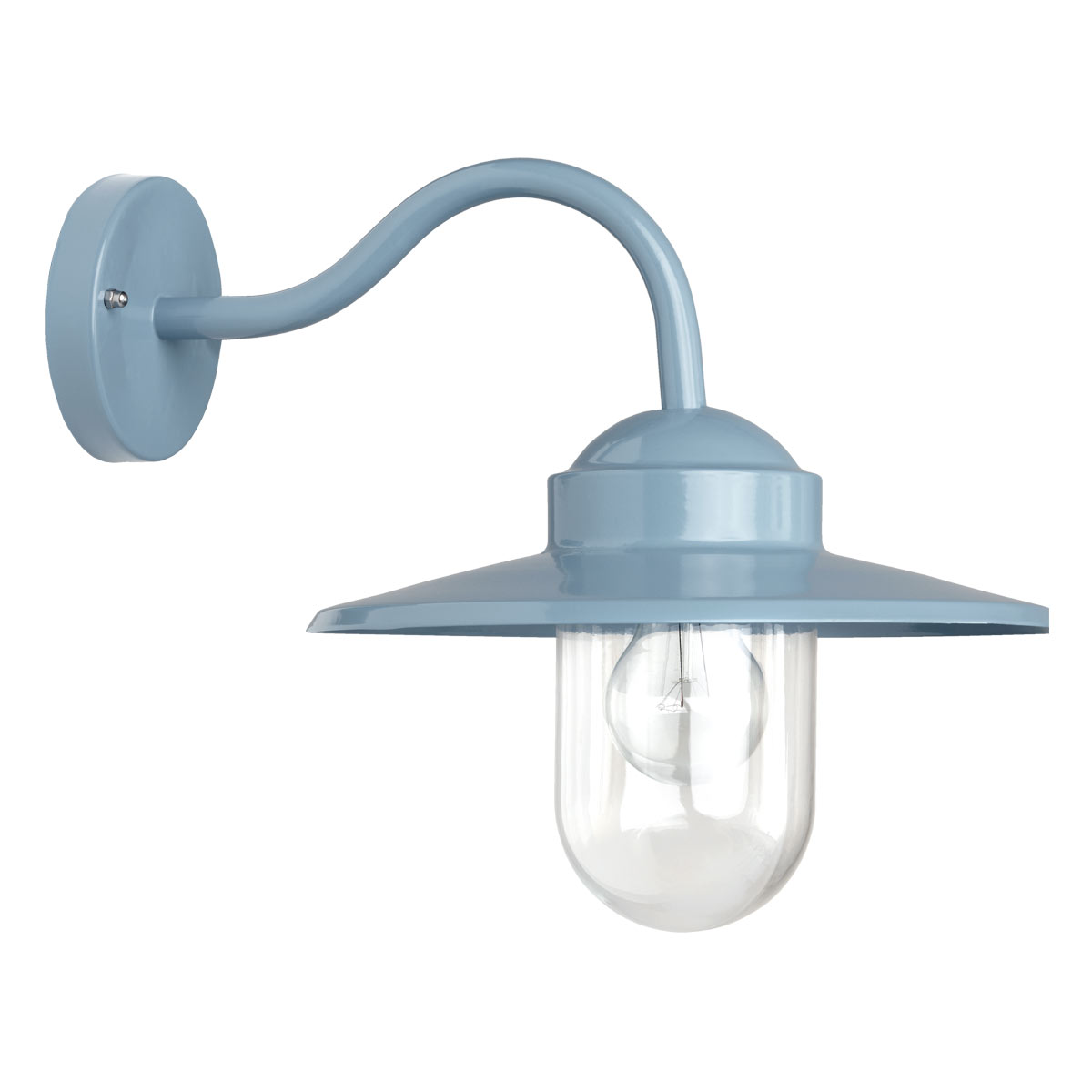 Buitenlamp Dolce Retro Blauw