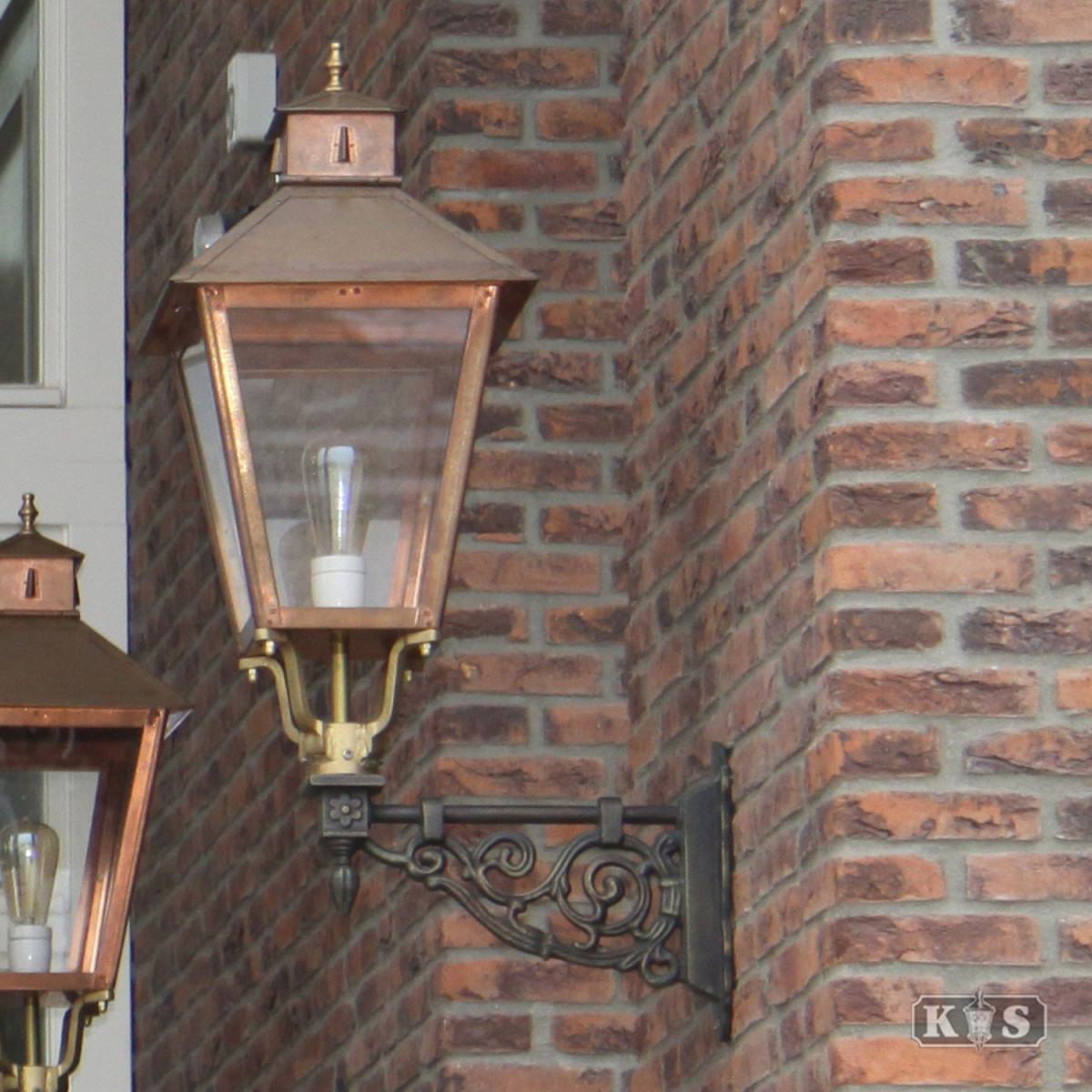 Exclusieve buitenlamp Wolfsburg XL