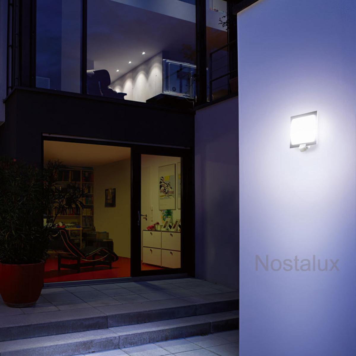 Steinel L20 S RVS sensorlamp (S566814) - Steinel - Sensorverlichting Modern en Strak