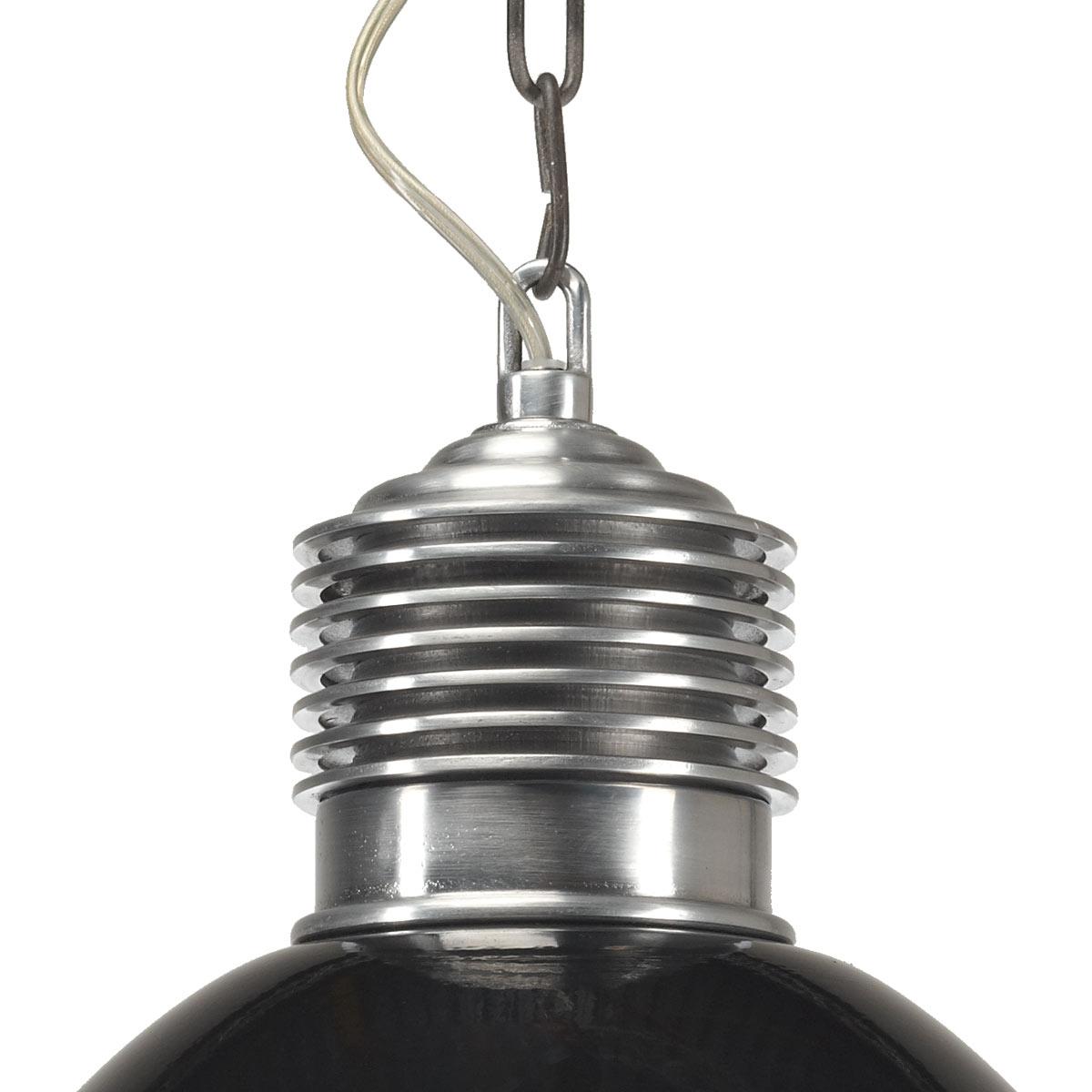 Hanglamp Loft Retro & Vintage Industrie Zwart