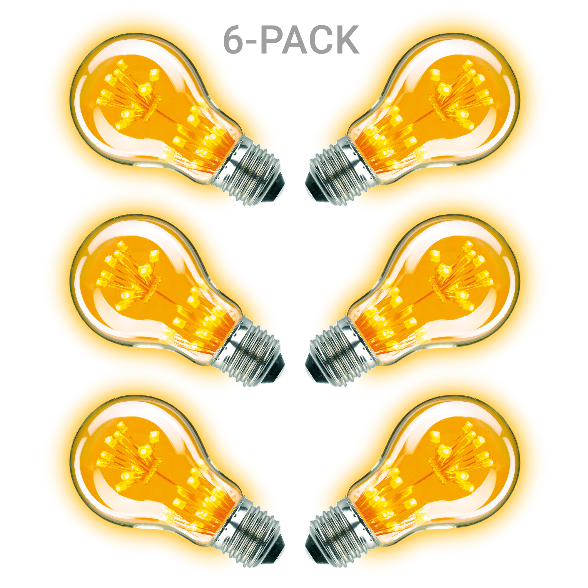 6-pack classic LED