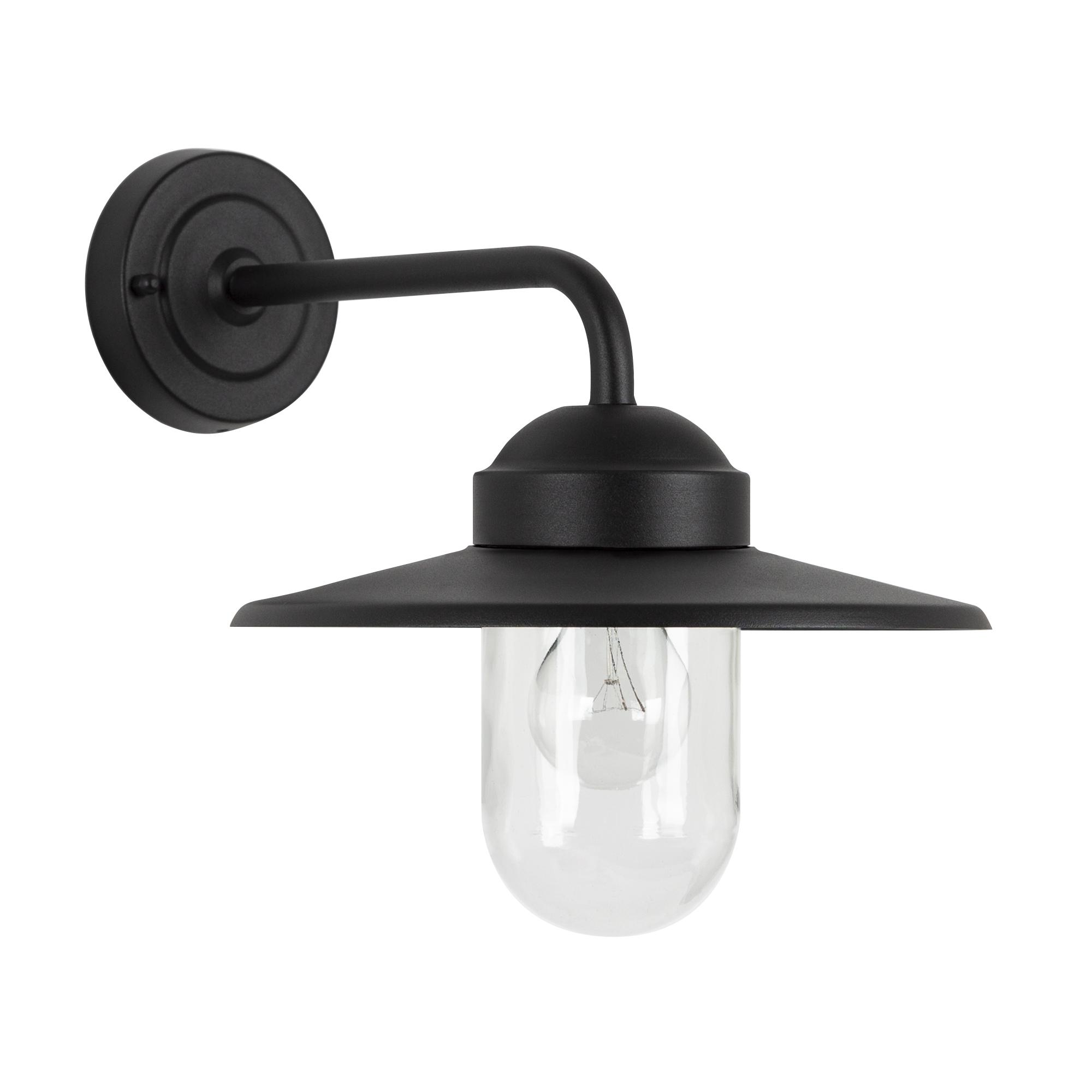 Stallamp Gusto Retro Zwart
