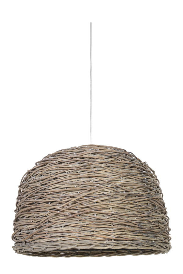 Hanglamp rotan crazy weaving