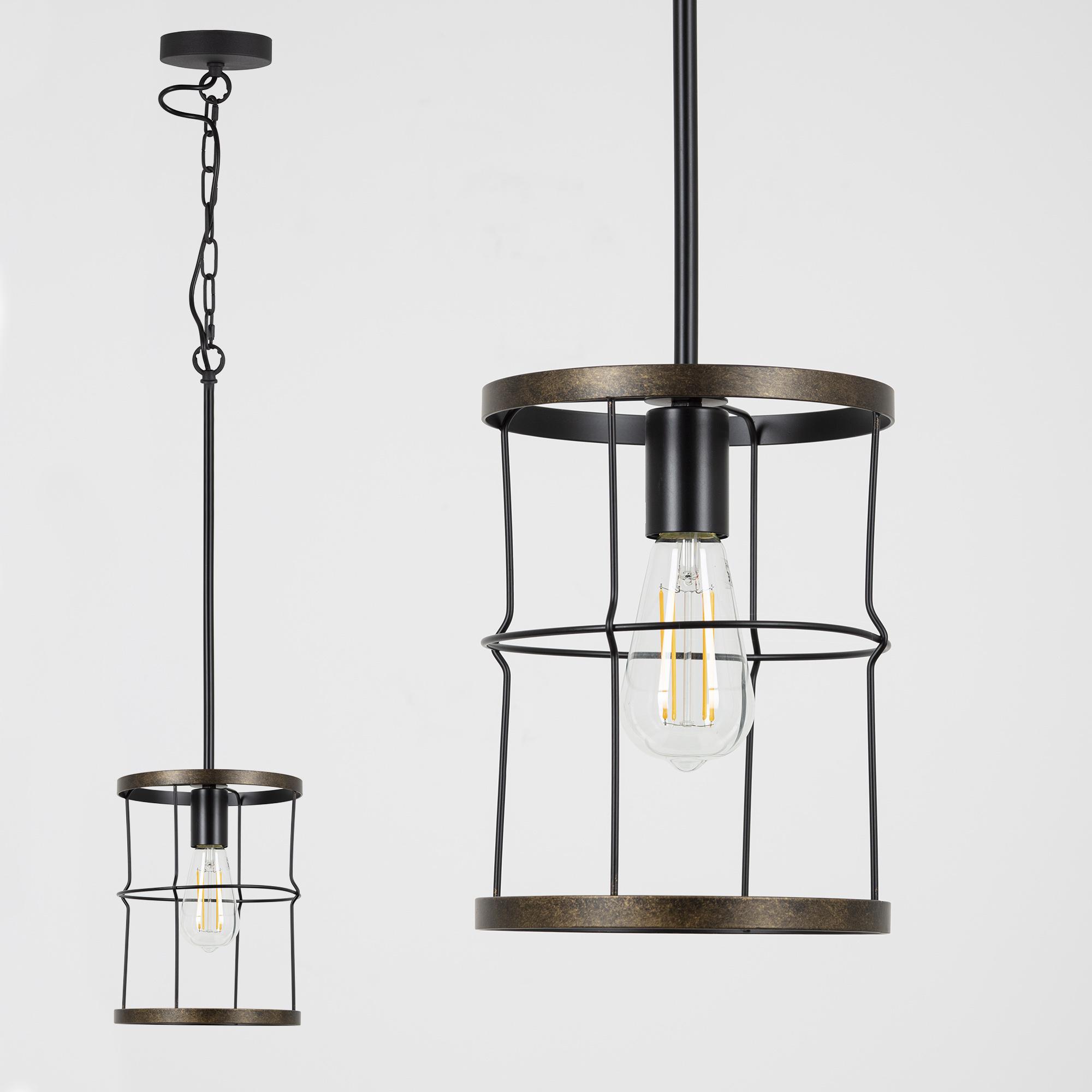 Benson hanglamp metal