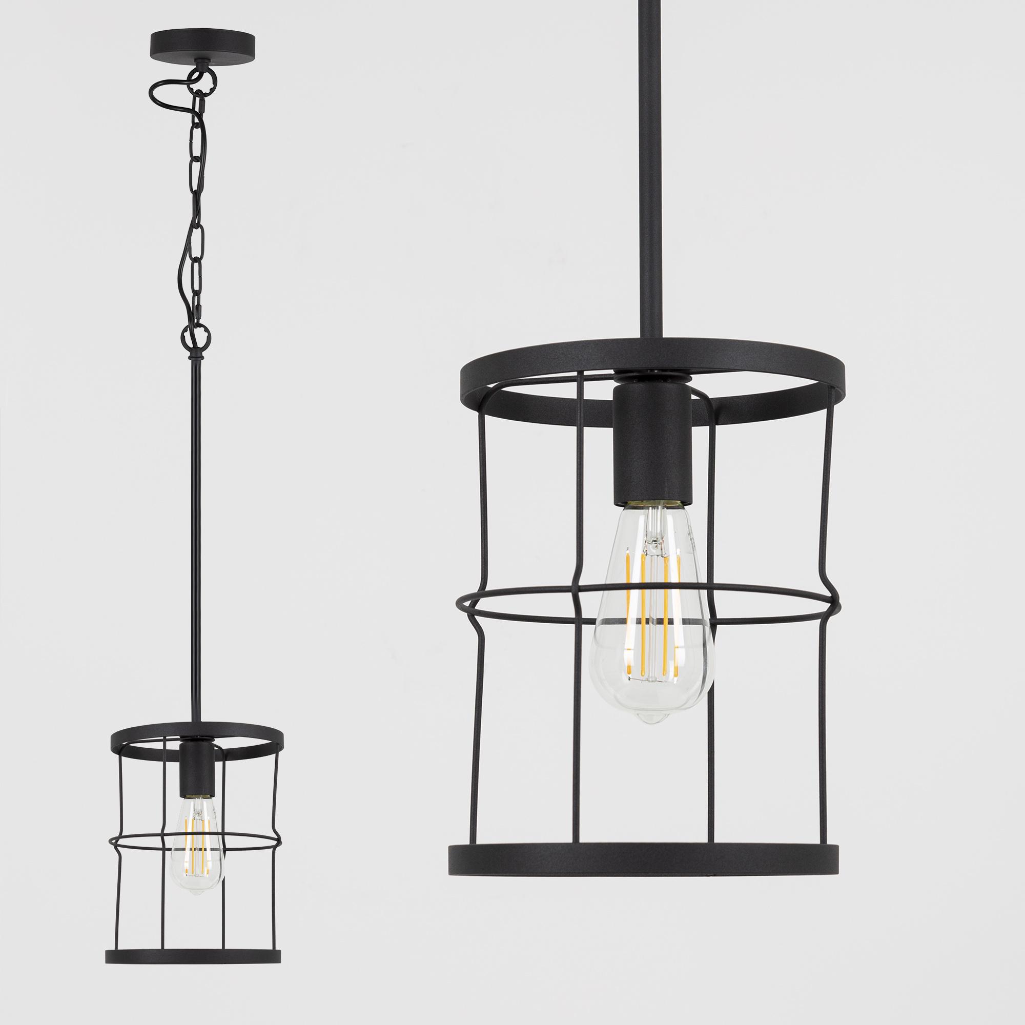 Benson hanglamp zwart