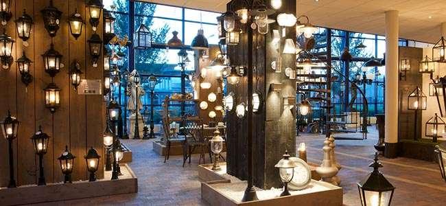 De grootste Buitenverlichting & Tuinverlichting Winkel