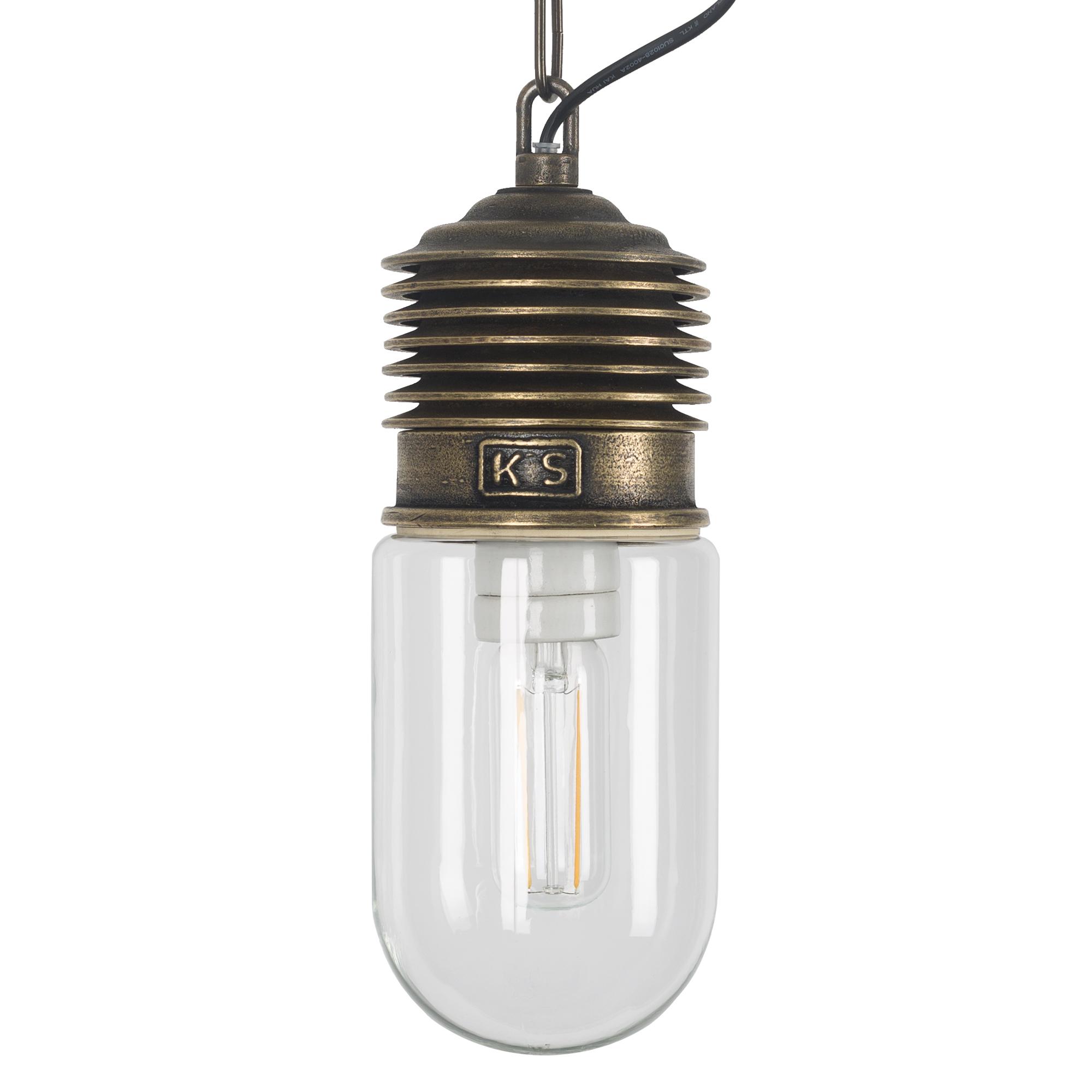 Genius Hanglamp Brons