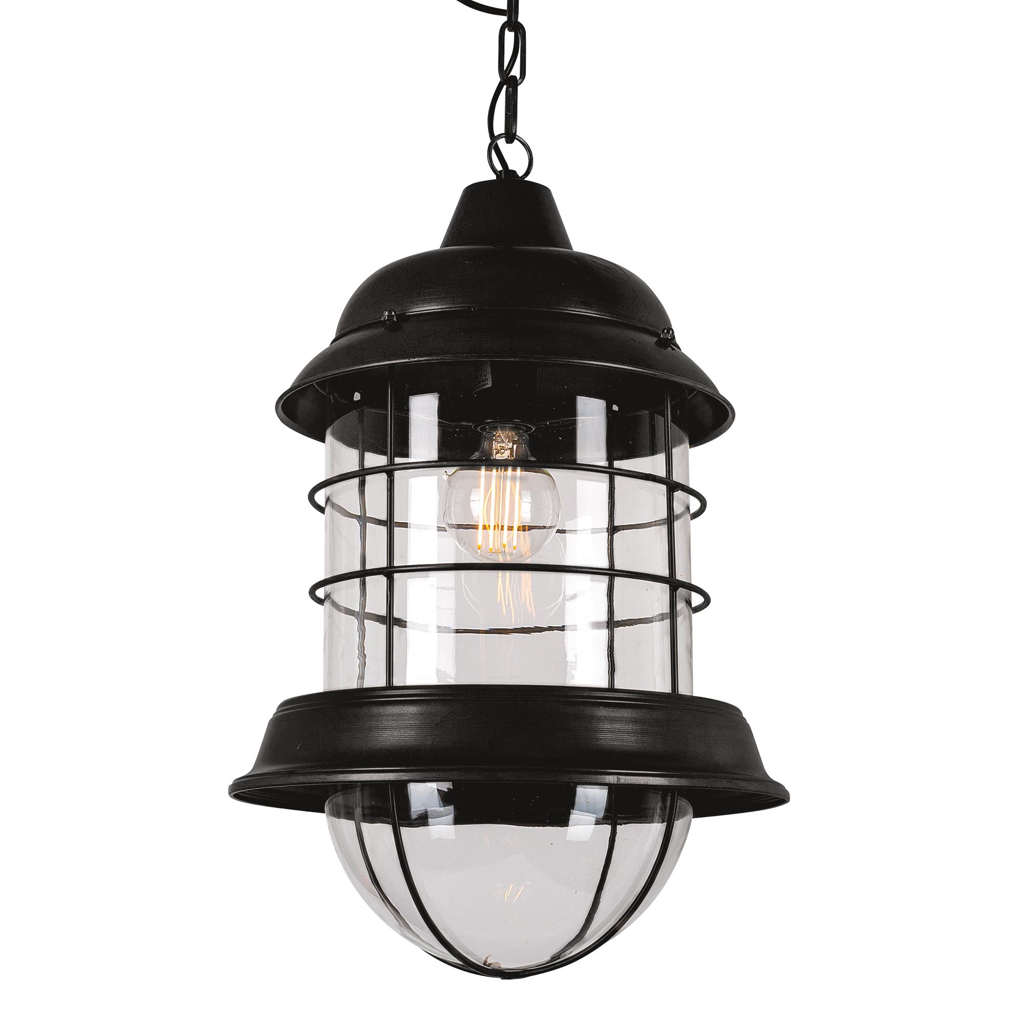 Hanglamp Shamballa large zwart