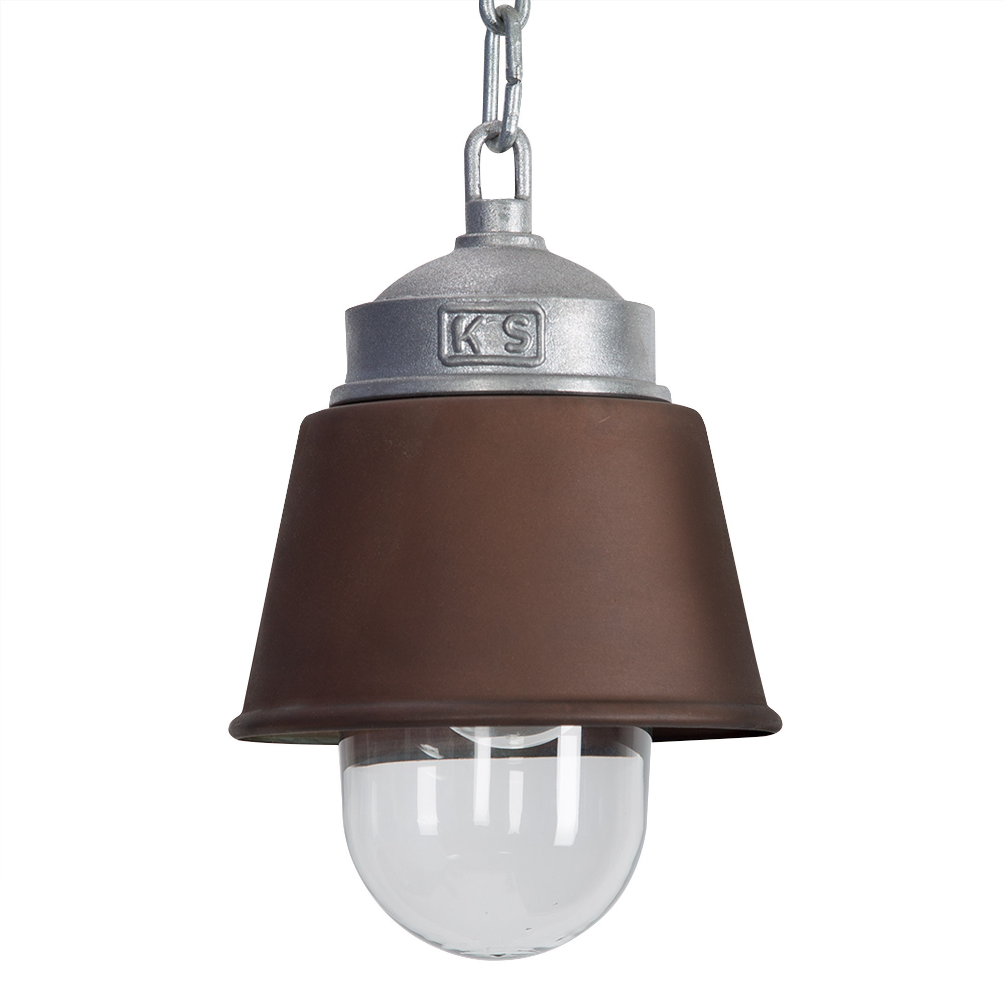 Kostas Hanglamp Koper