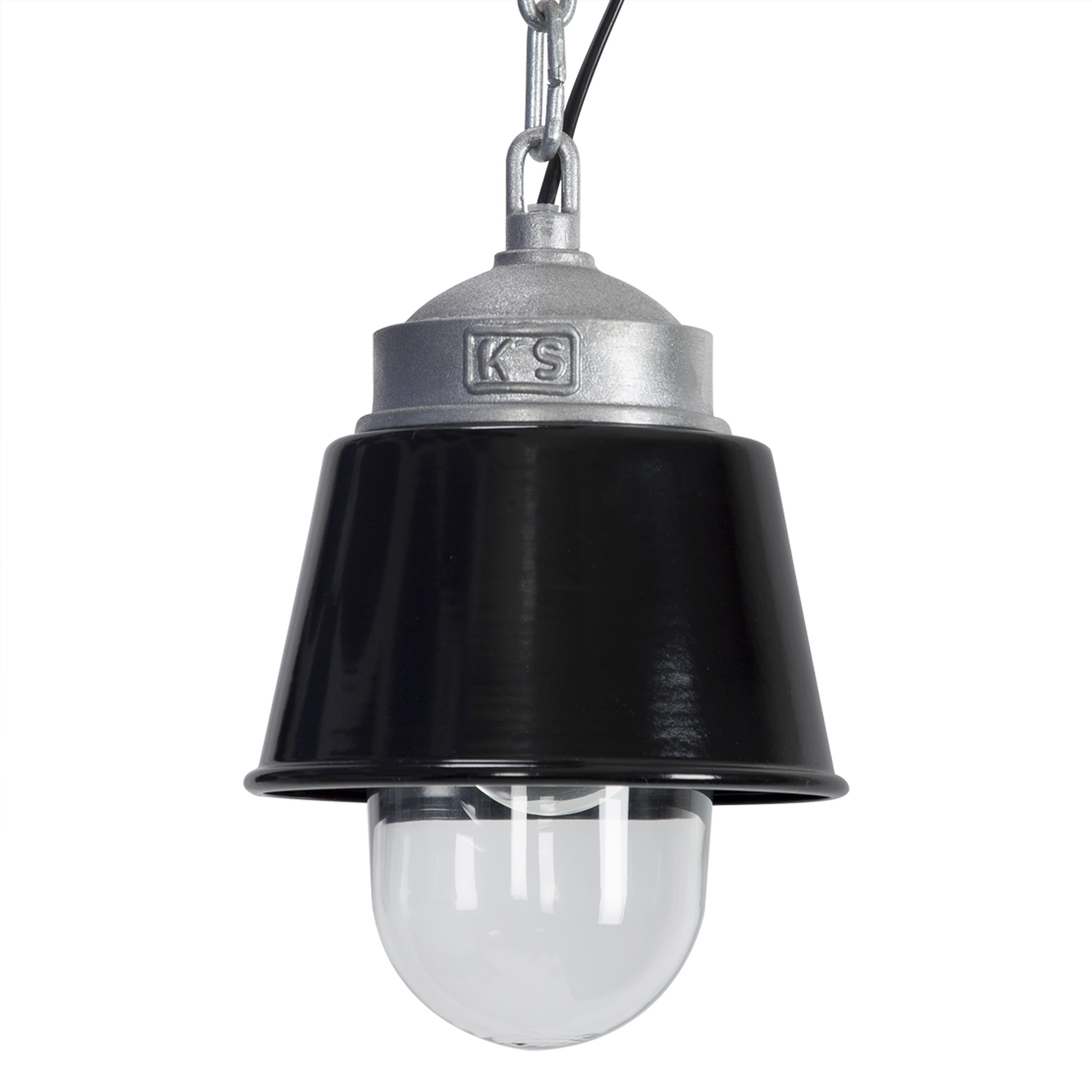 Kostas Hanglamp Zwart