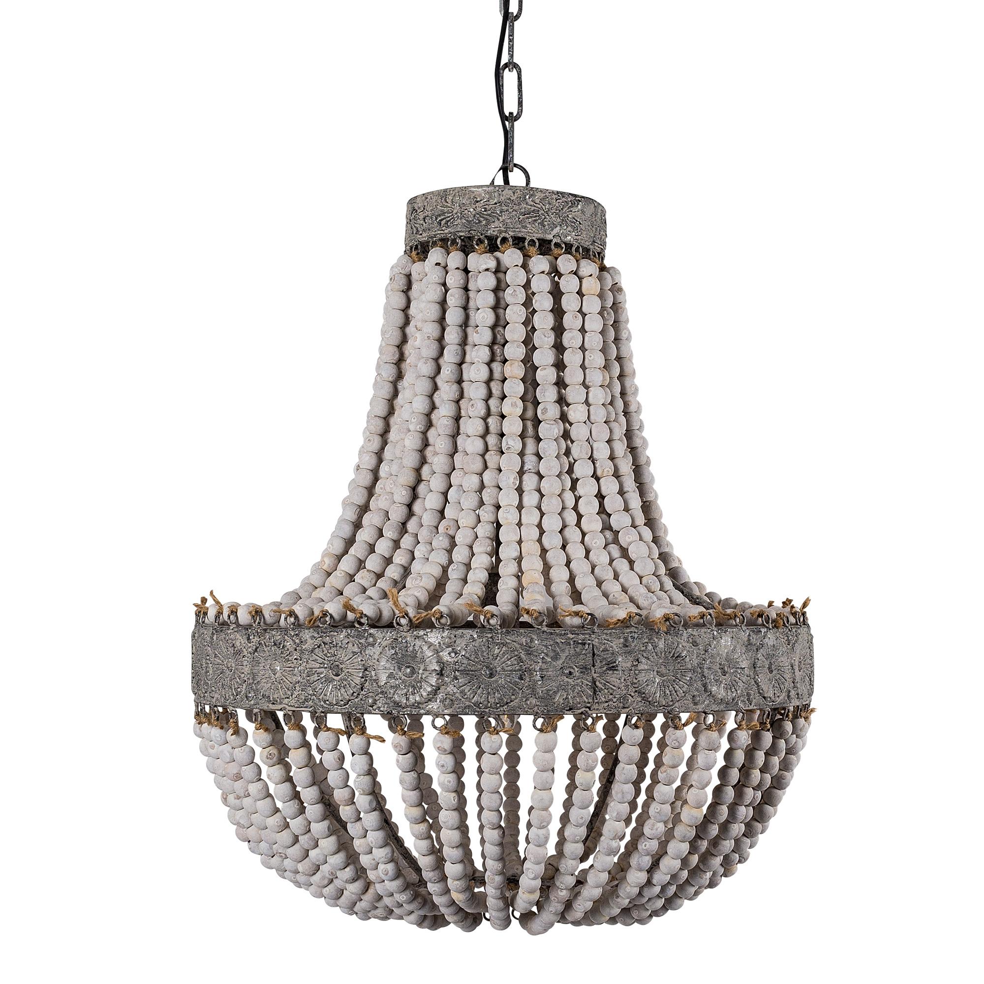 Zion kralen hanglamp met WIFI LED