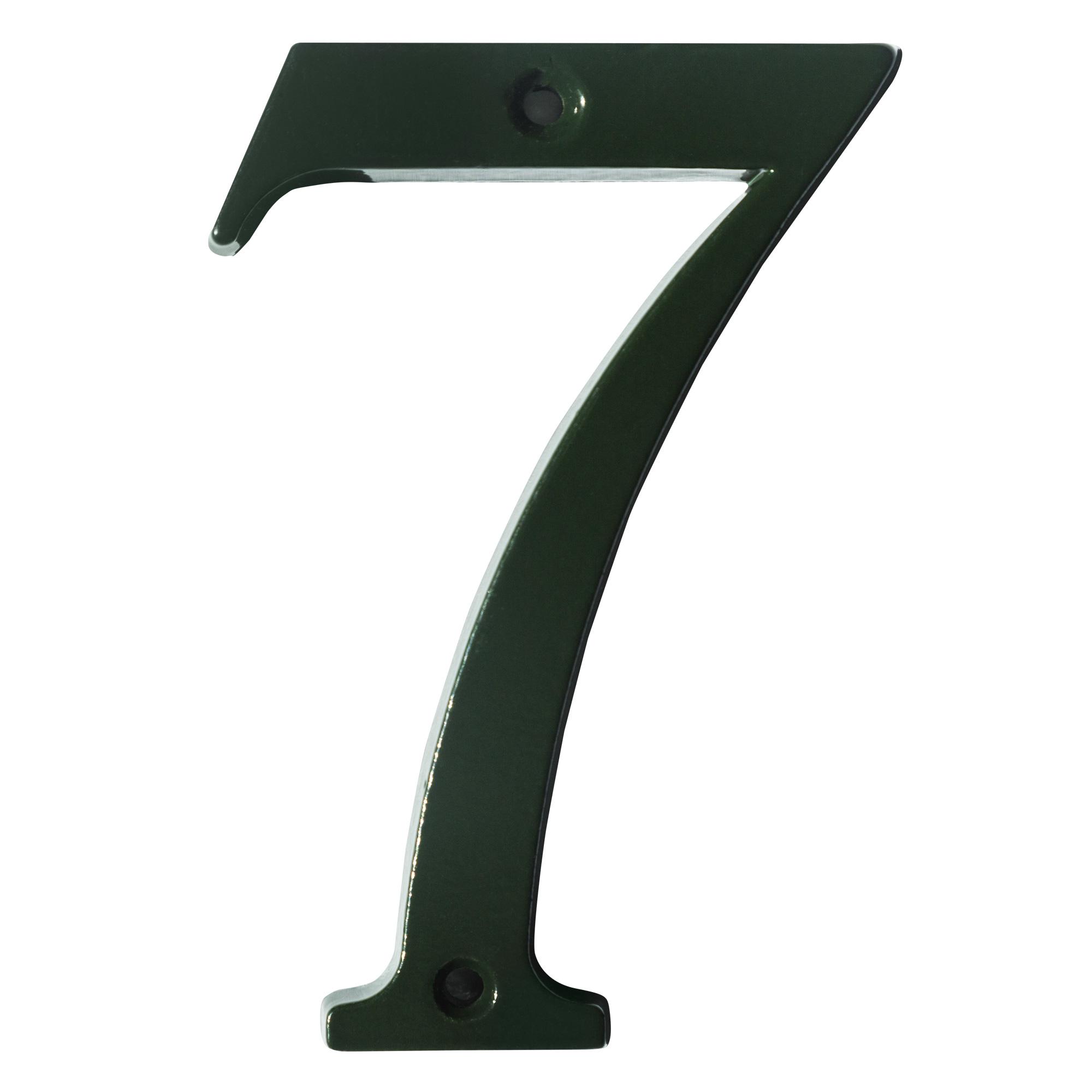 Huisnummer 7 Klein