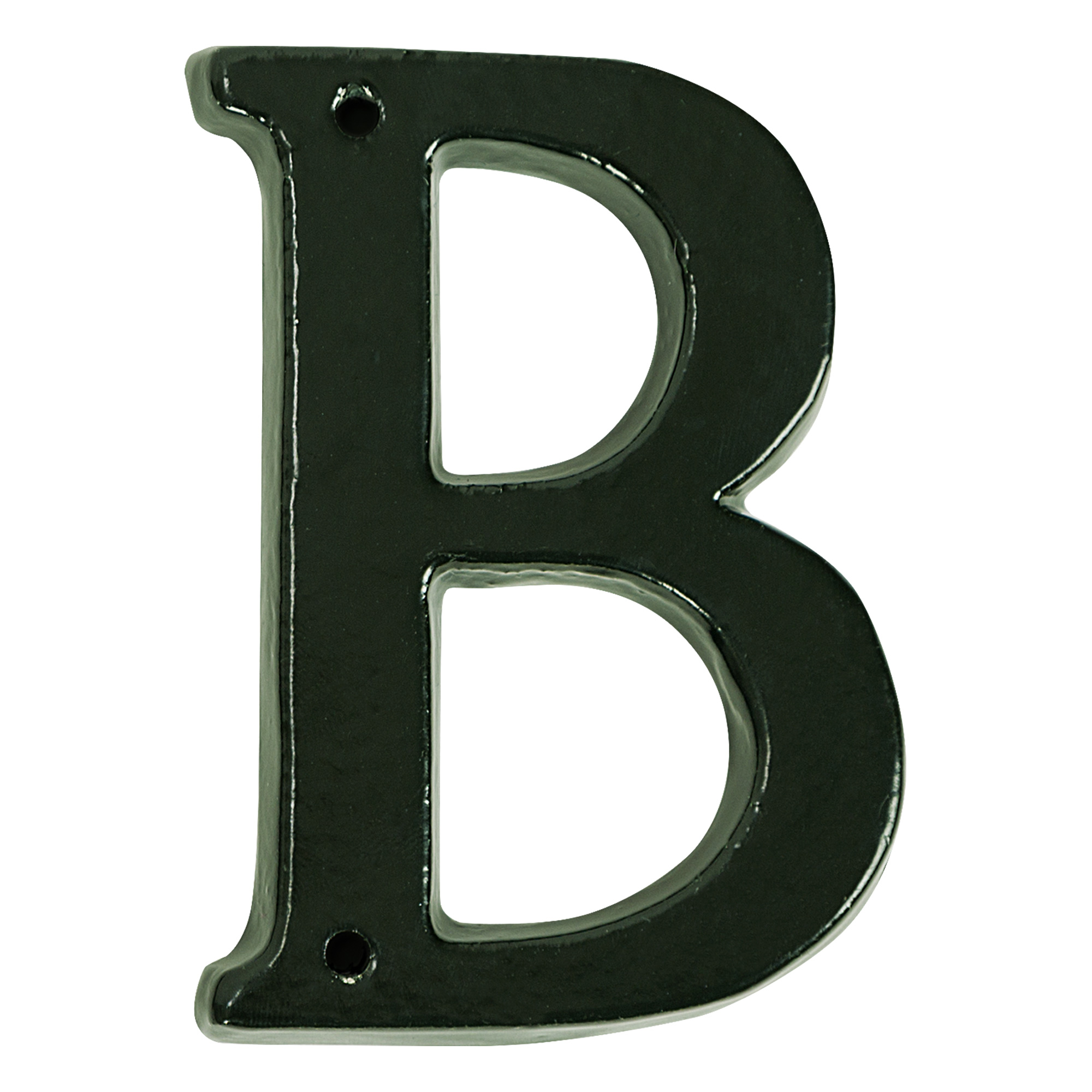 Huisnummer toevoeging B