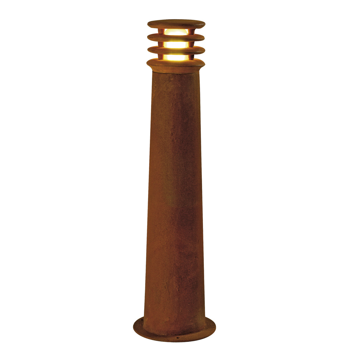 Rusty 70 Led Geroest Staal 1xled 3000k