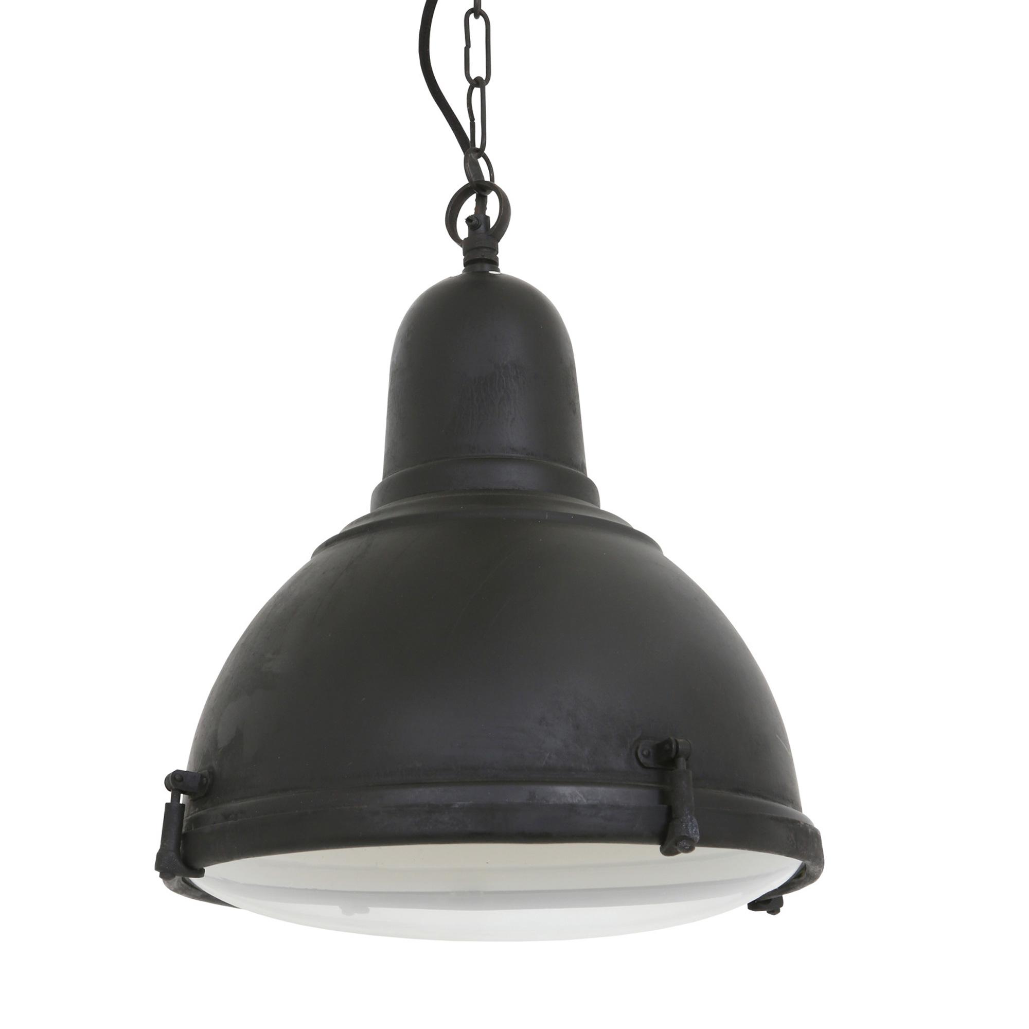 Albion Hanglamp Antiek Zwart