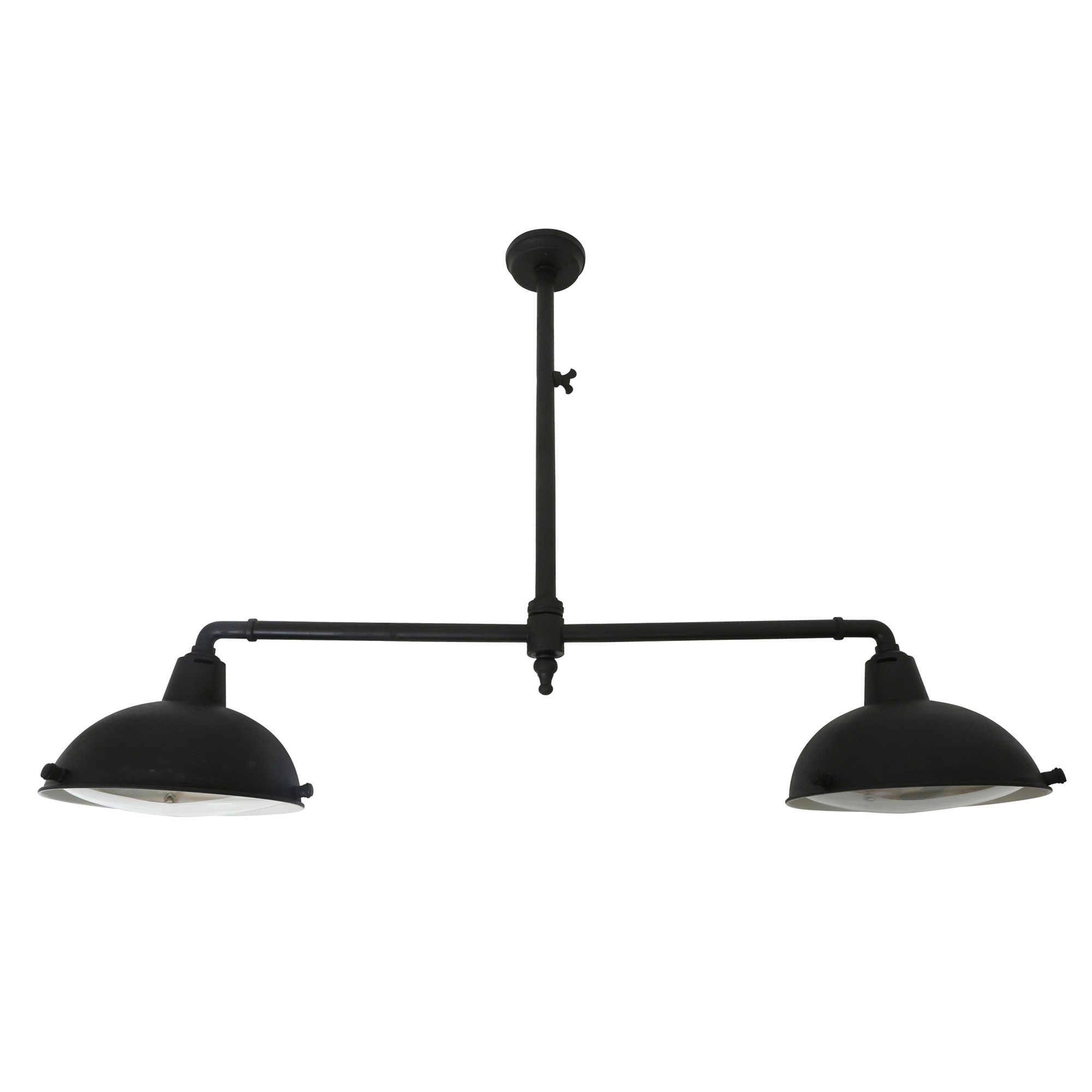 Hanglamp Billiards 2 black
