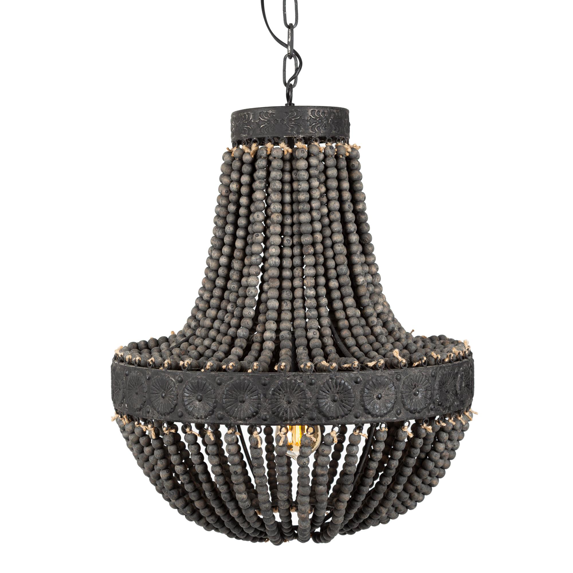 Kralen Hanglamp XL Zion Dark ø51