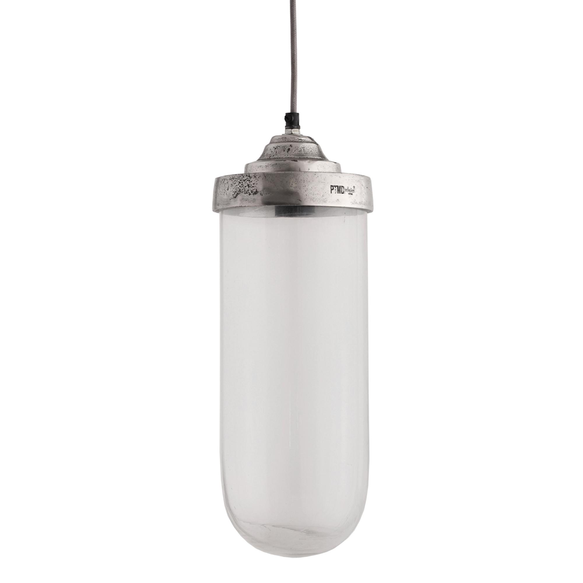 PTMD Tucson L glas vintage hanglamp