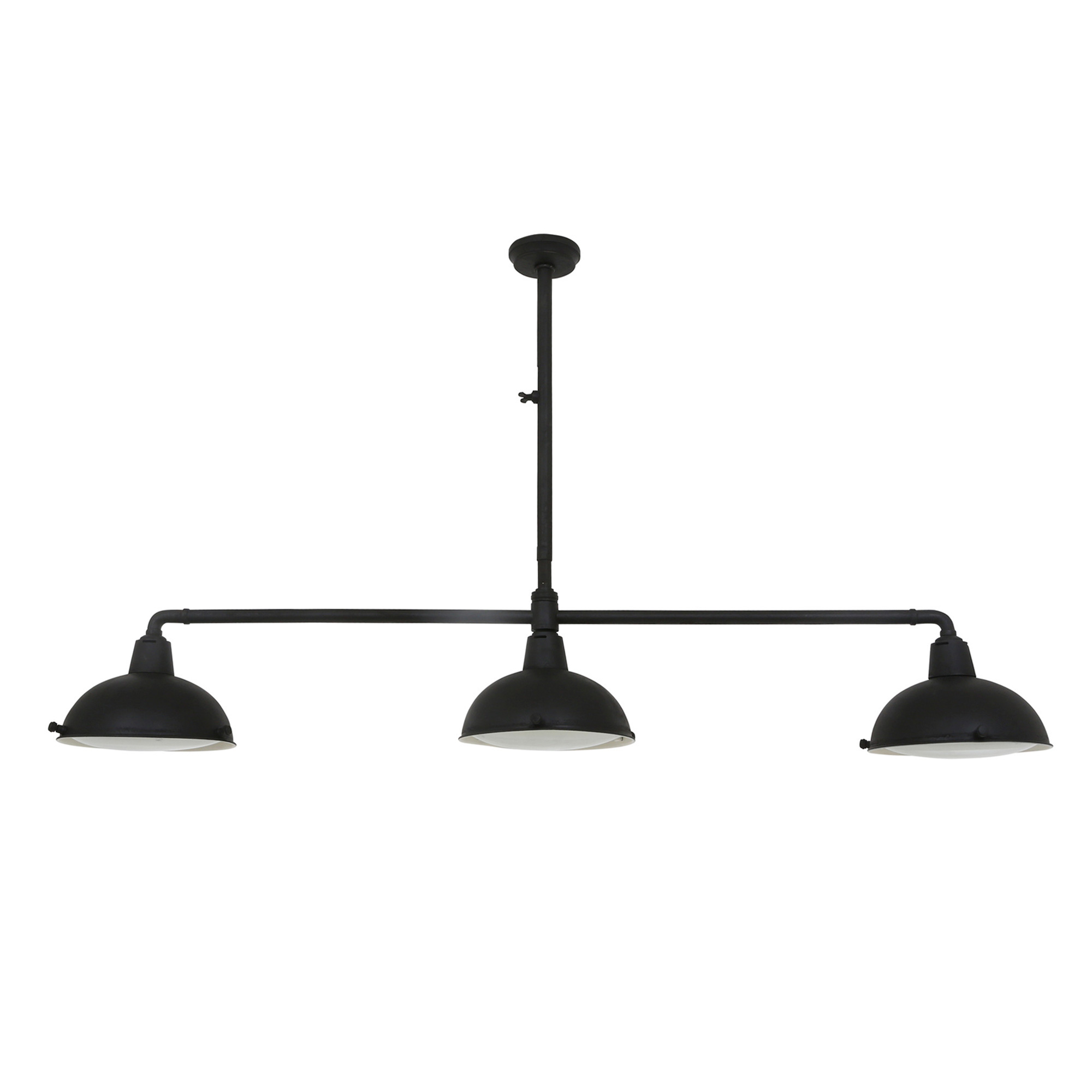 Hanglamp Billiards 3 black