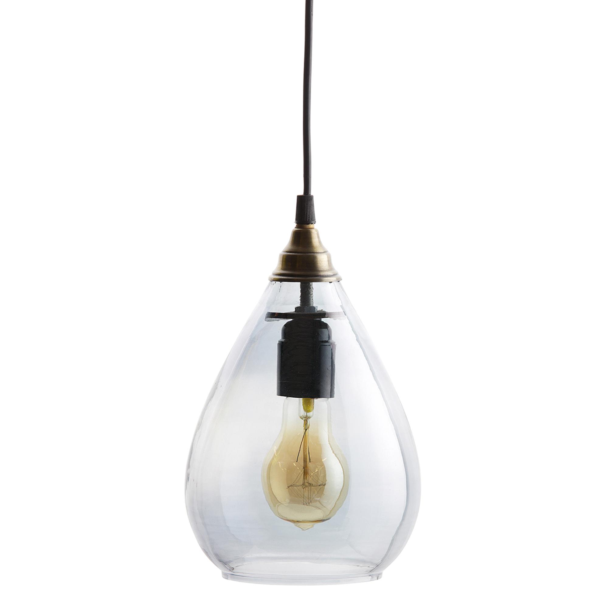 BePure Simple hanglamp M grijs