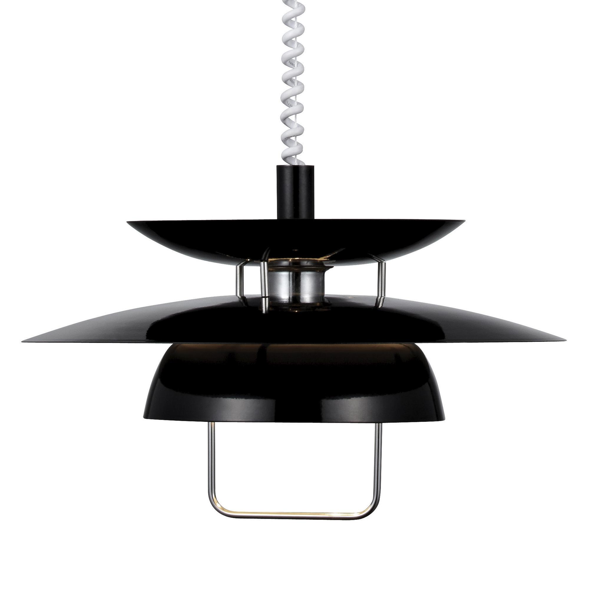 Berga Hanglamp zwart
