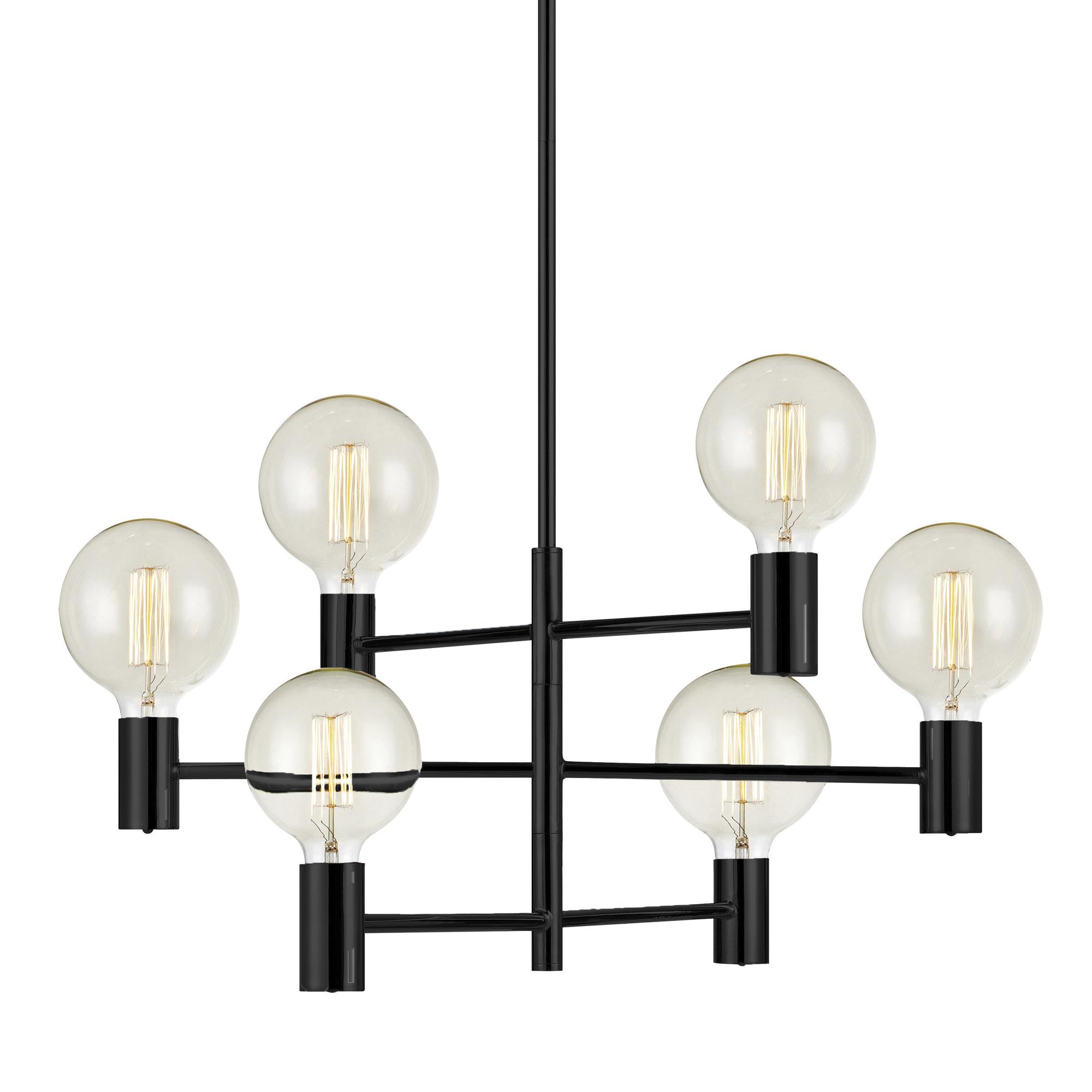 Capital Hanglamp zwart